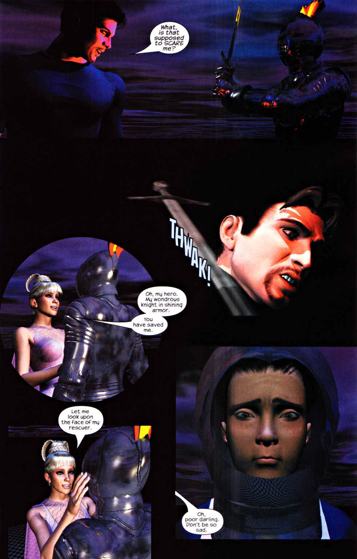 Read online U.S. War Machine 2.0 comic -  Issue #1 - 4