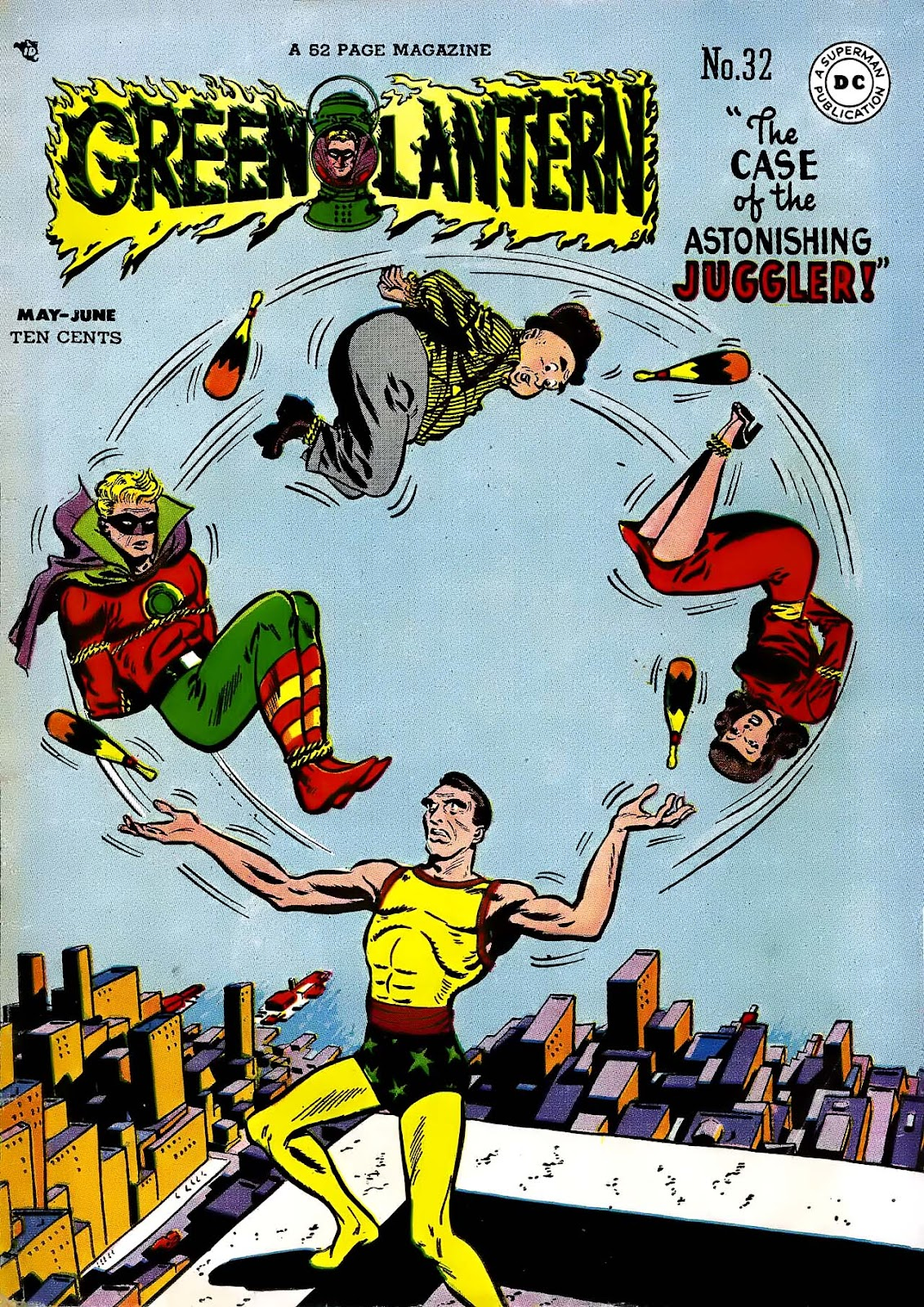 Green Lantern (1941) Issue #32 #32 - English 1