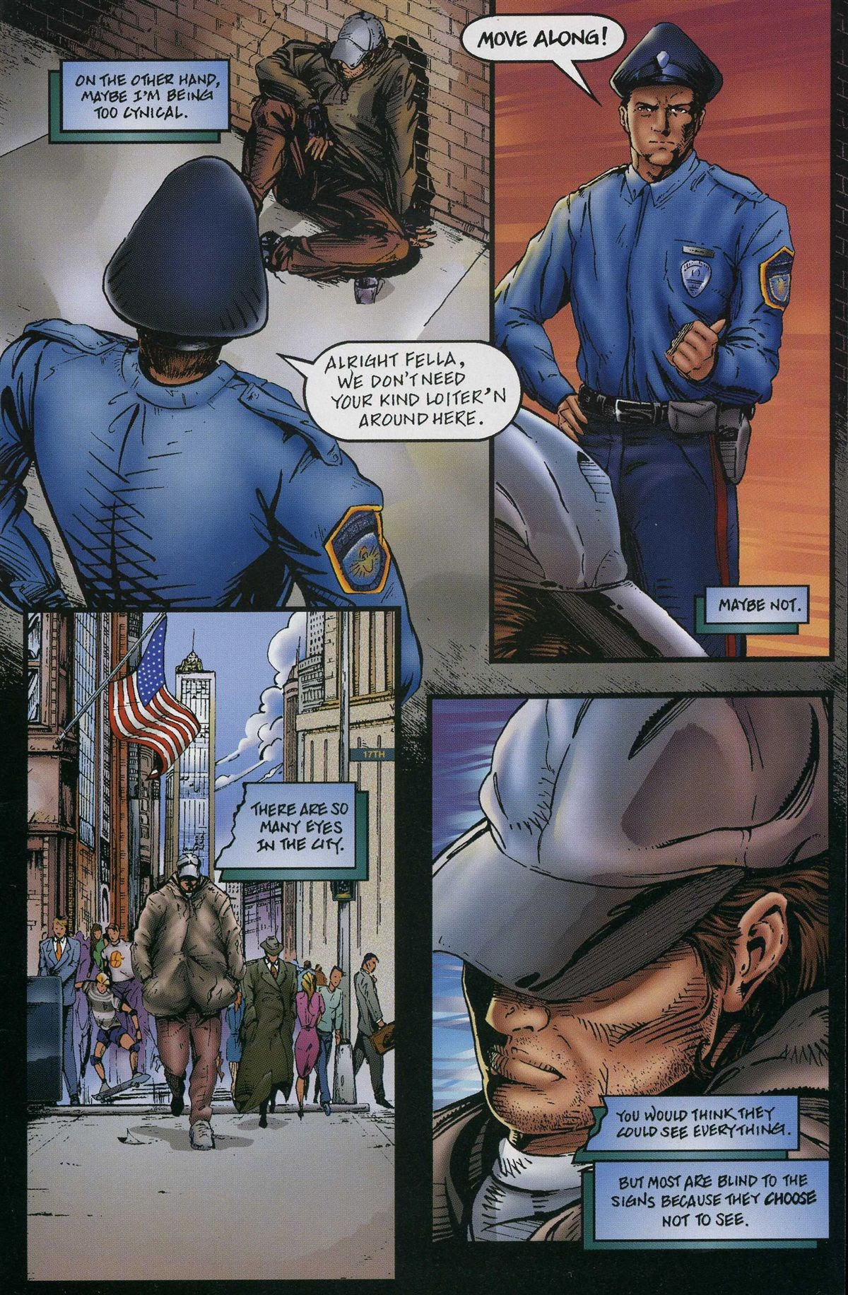 ArchAngels: The Saga issue 1 - Page 6