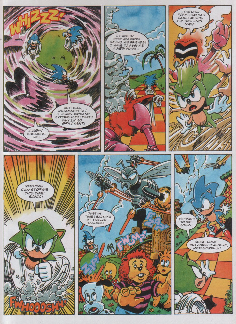 Read online Sonic the Comic comic -  Issue #31 - 8
