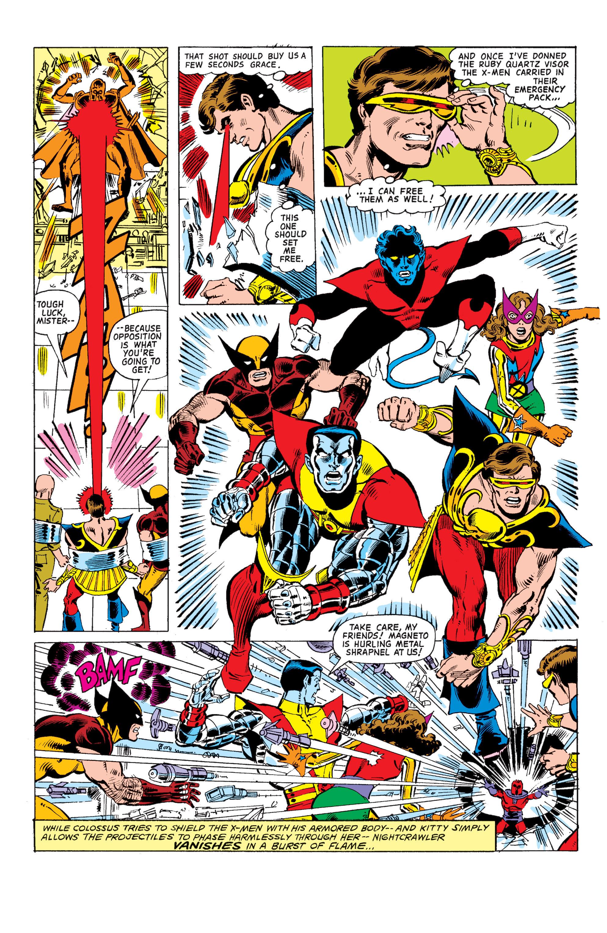 Read online Uncanny X-Men (1963) comic -  Issue #150 - 30