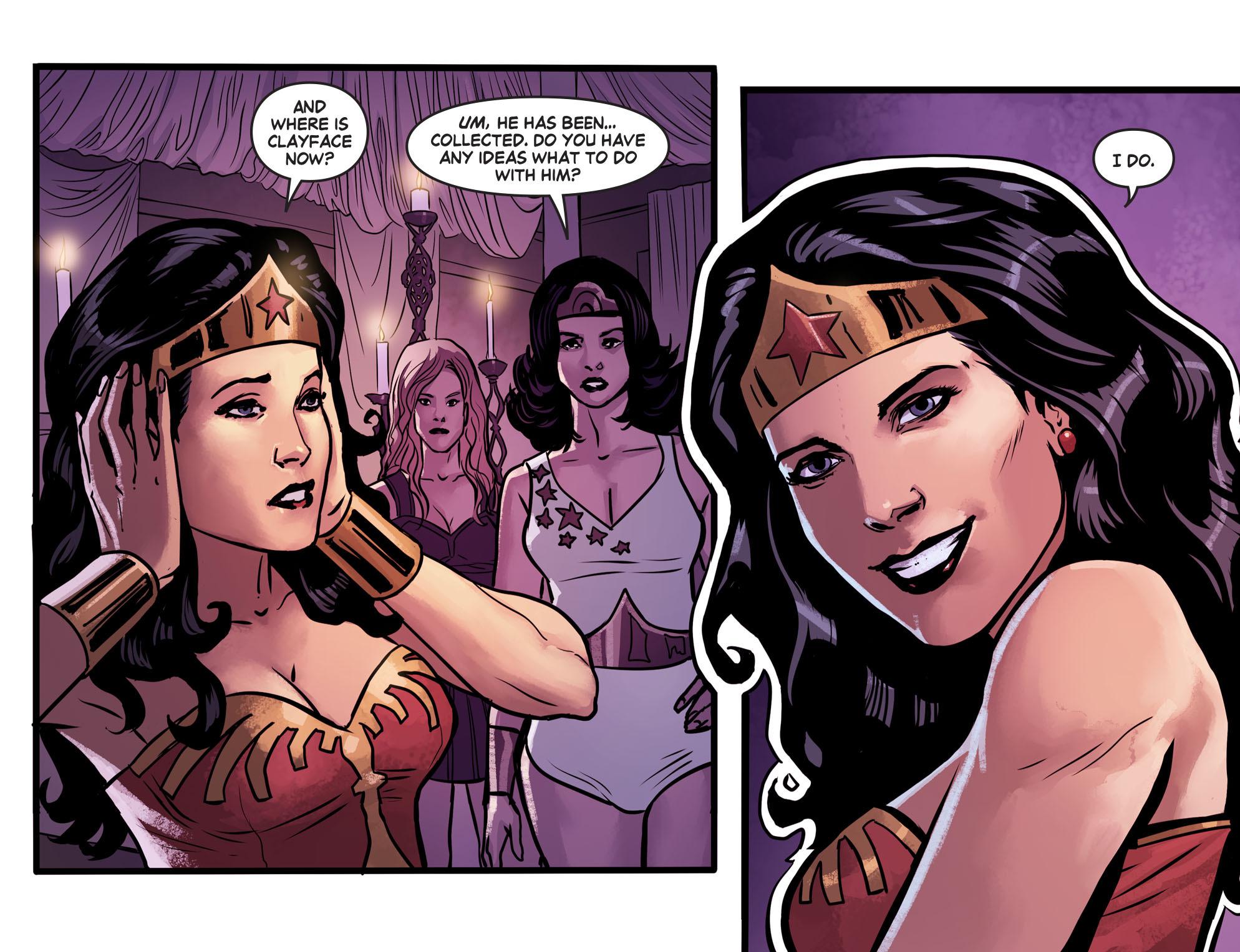 Read online Wonder Woman '77 [I] comic -  Issue #15 - 20