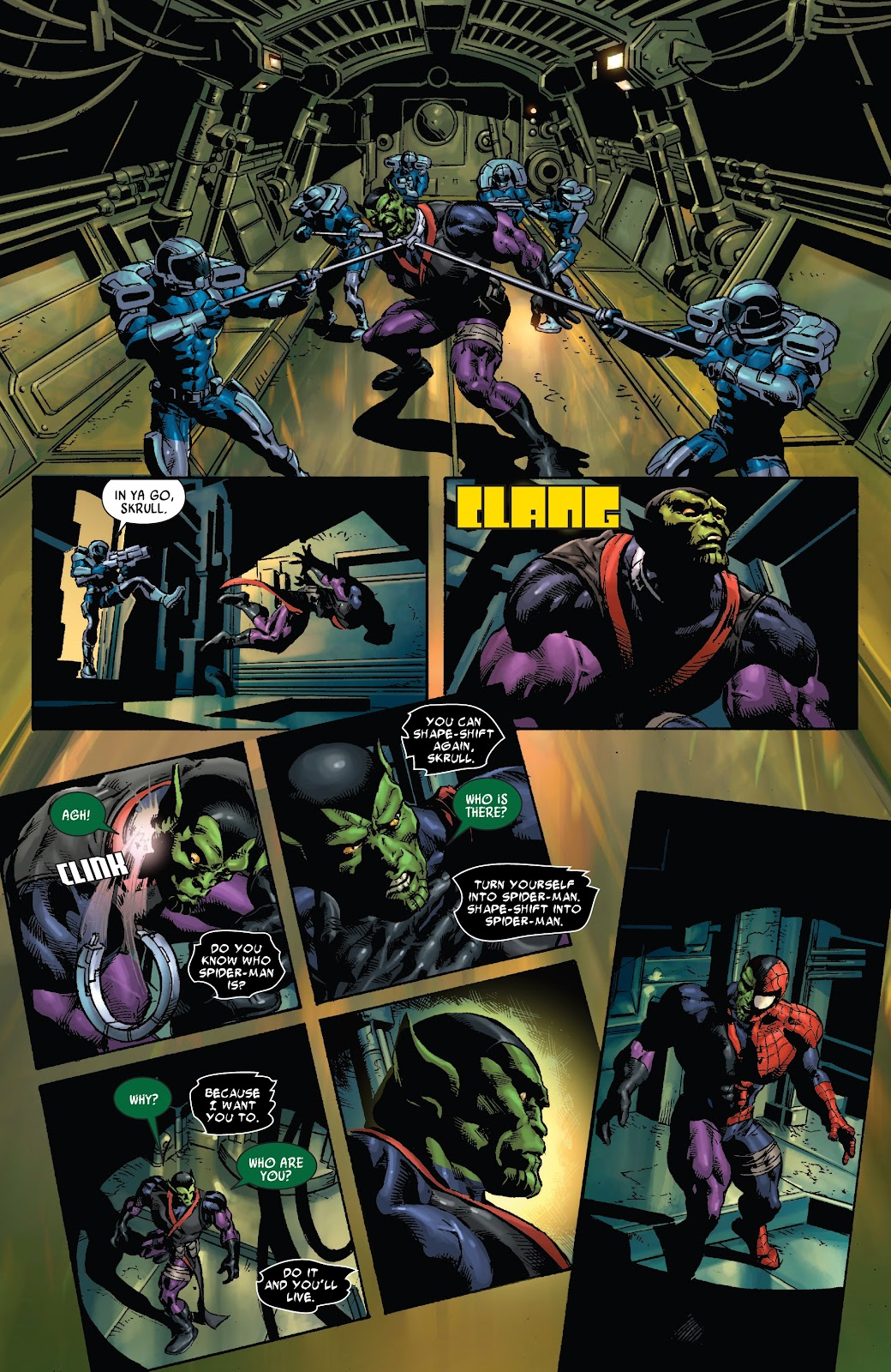 Read online Siege Prelude comic -  Issue # TPB (Part 1) - 17