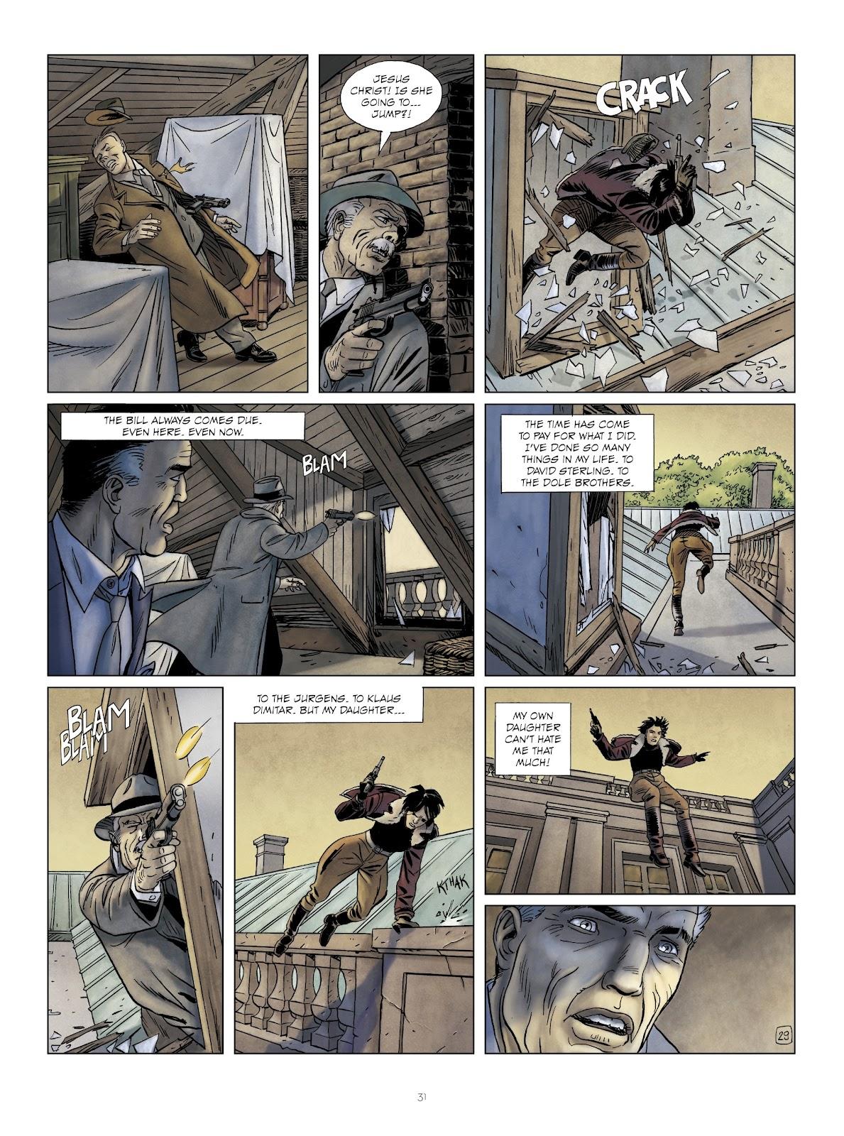 Read online Sherman comic -  Issue #6 - 31