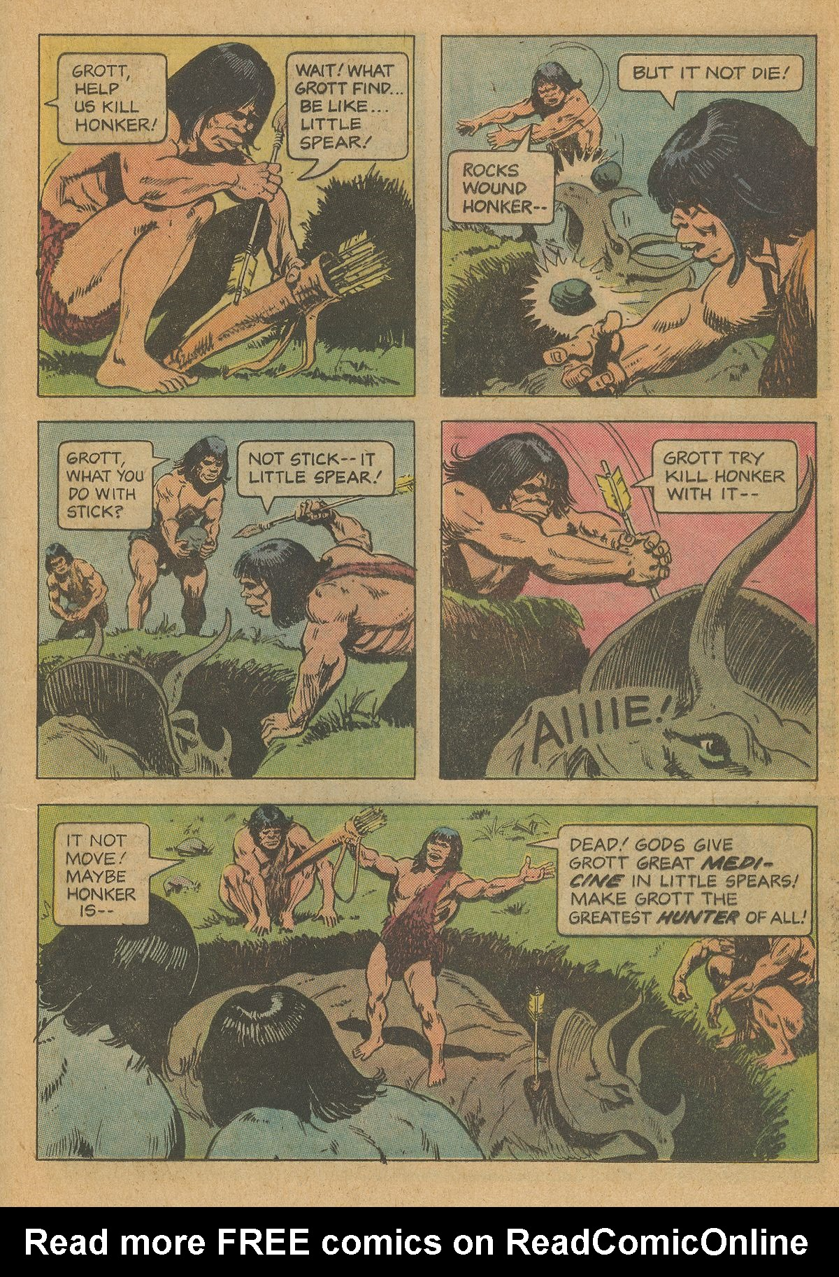 Read online Turok, Son of Stone comic -  Issue #126 - 25