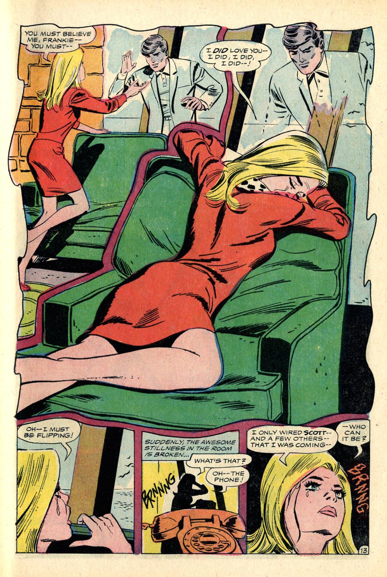 Read online Secret Hearts comic -  Issue #127 - 31