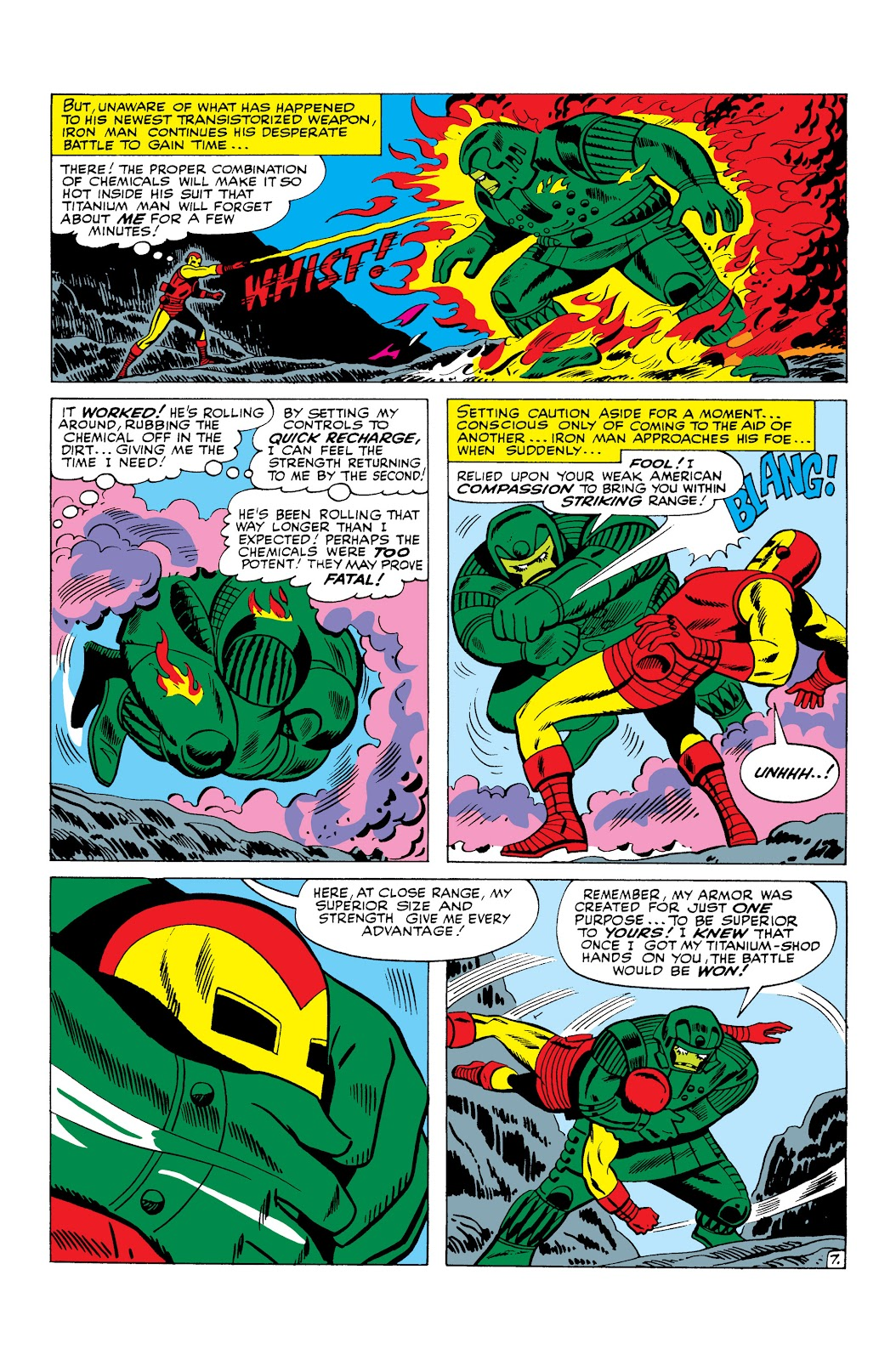 Tales of Suspense (1959) issue 70 - Page 8