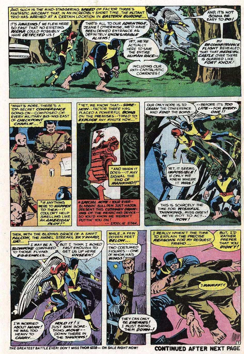 Uncanny X-Men (1963) 86 Page 12