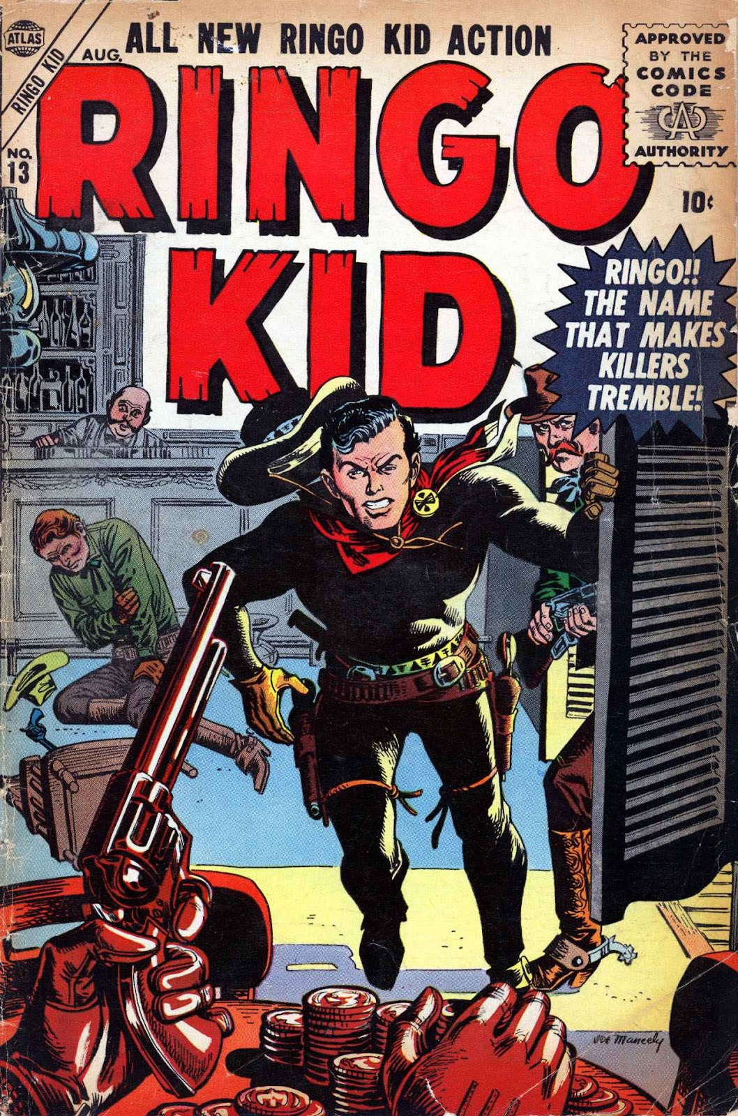 Ringo Kid (1955) 13 Page 1
