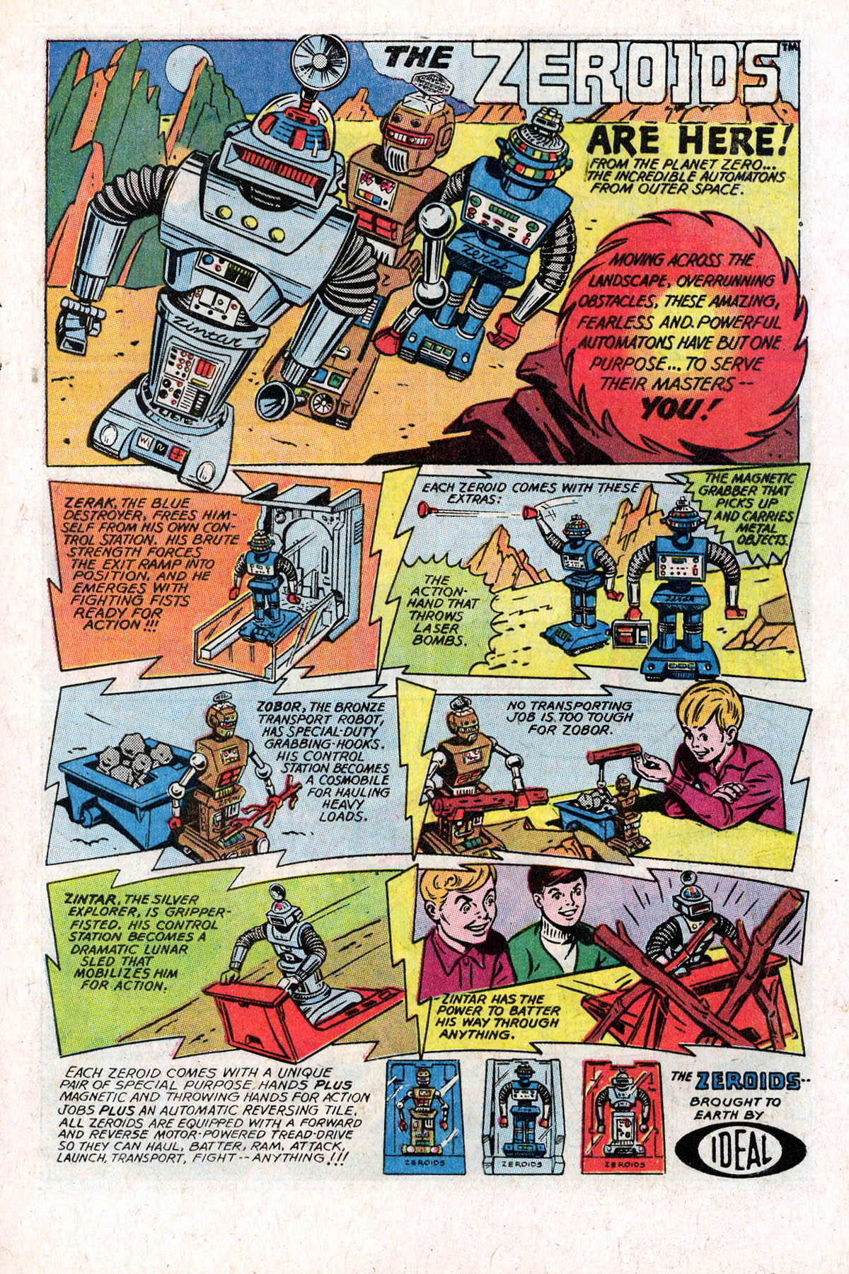 Read online Adventure Comics (1938) comic -  Issue #378 - 9