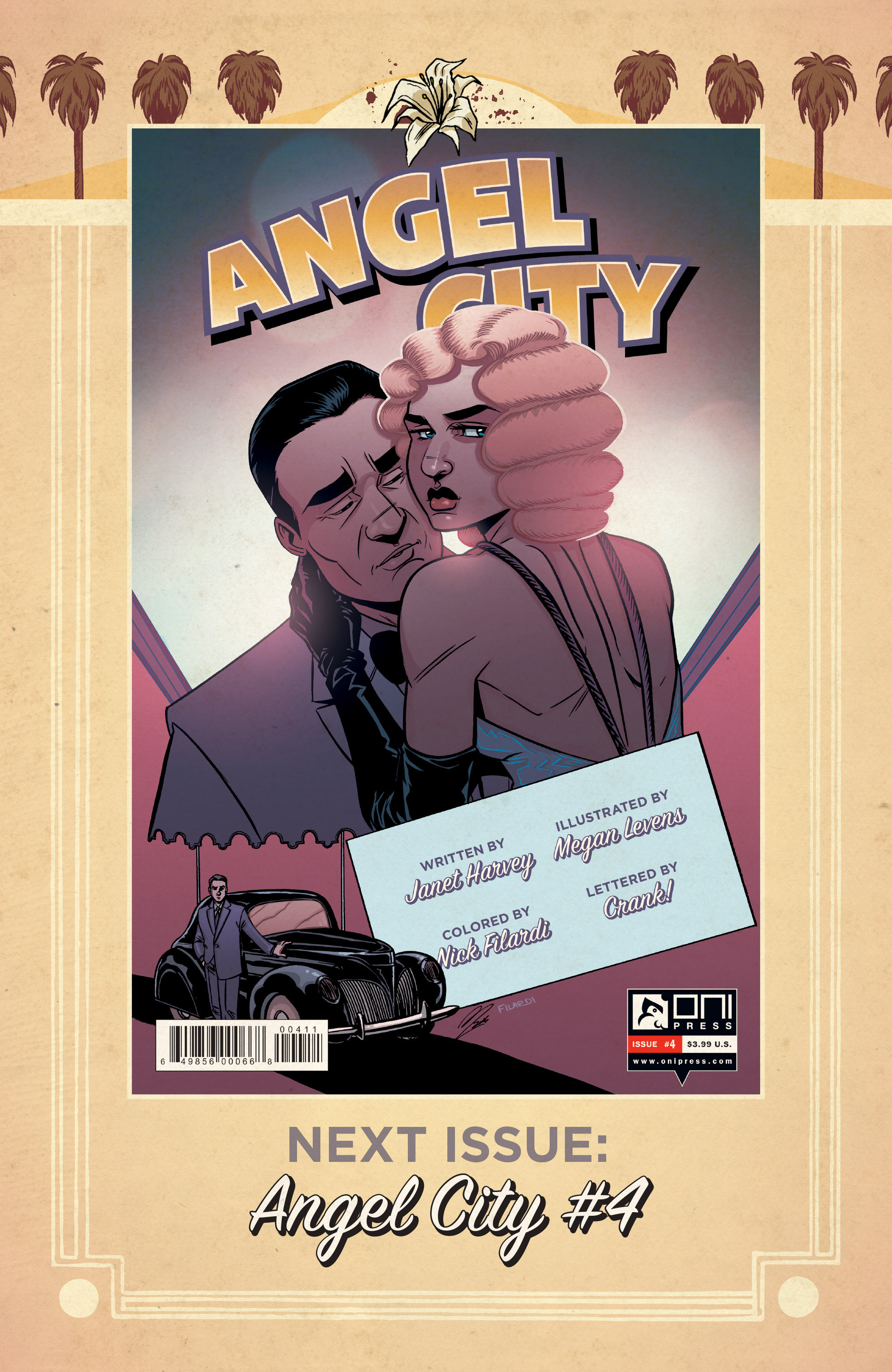 Read online Angel City comic -  Issue #3 - 25