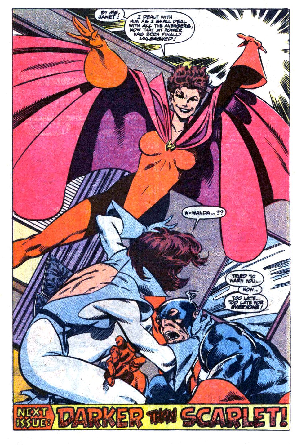 Avengers West Coast (1989) 55 Page 23