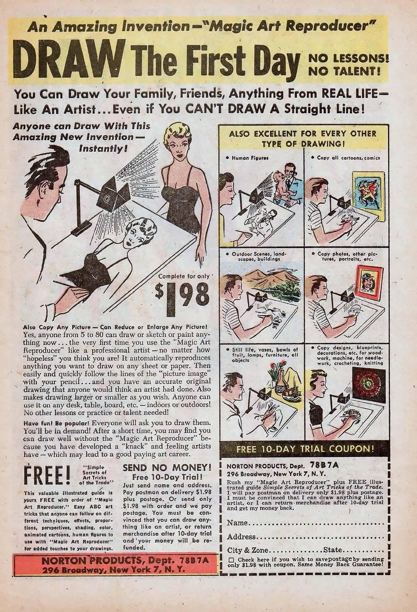 Read online Adventures into Weird Worlds comic -  Issue #20 - 33