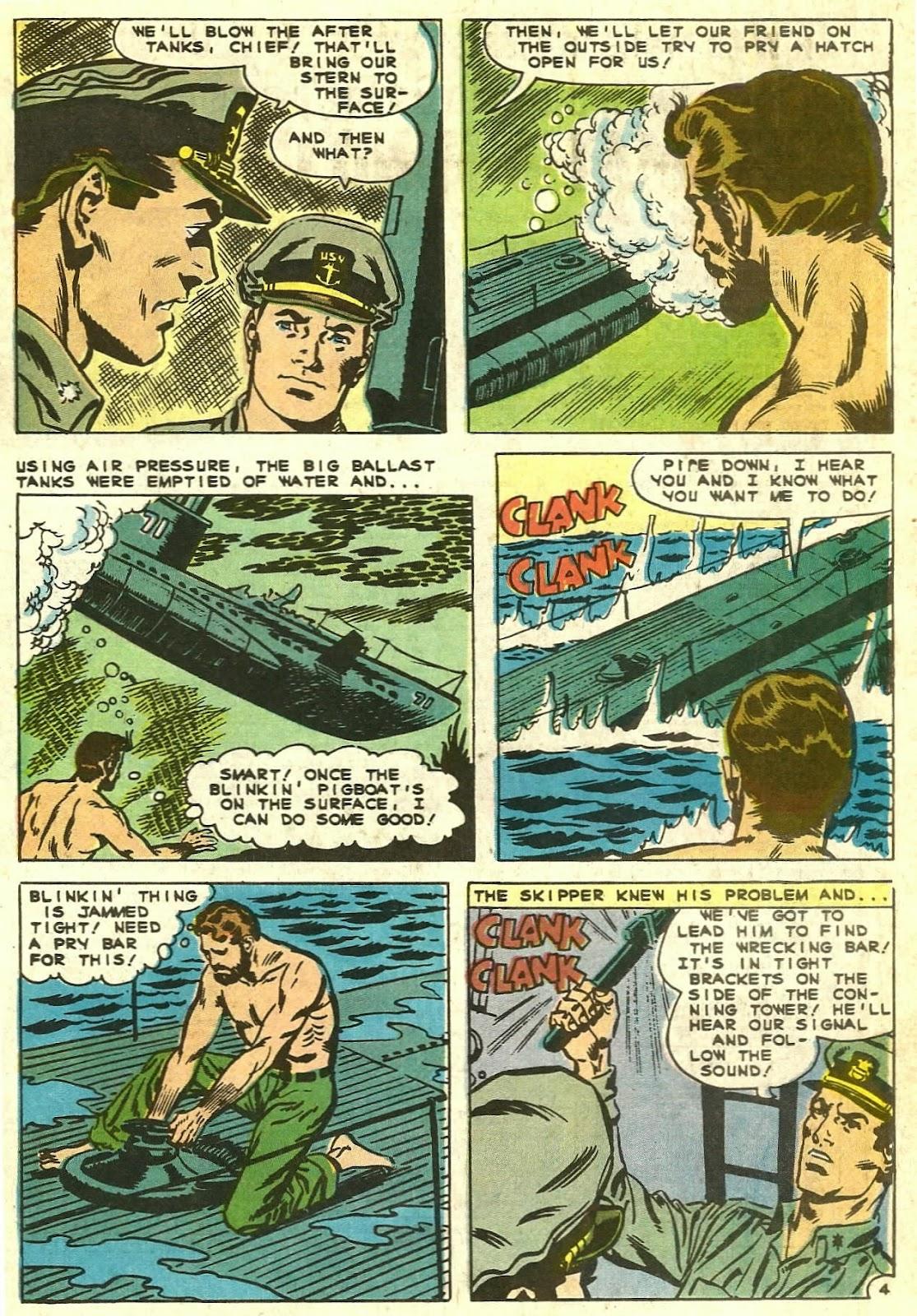Read online Fightin' Navy comic -  Issue #130 - 15