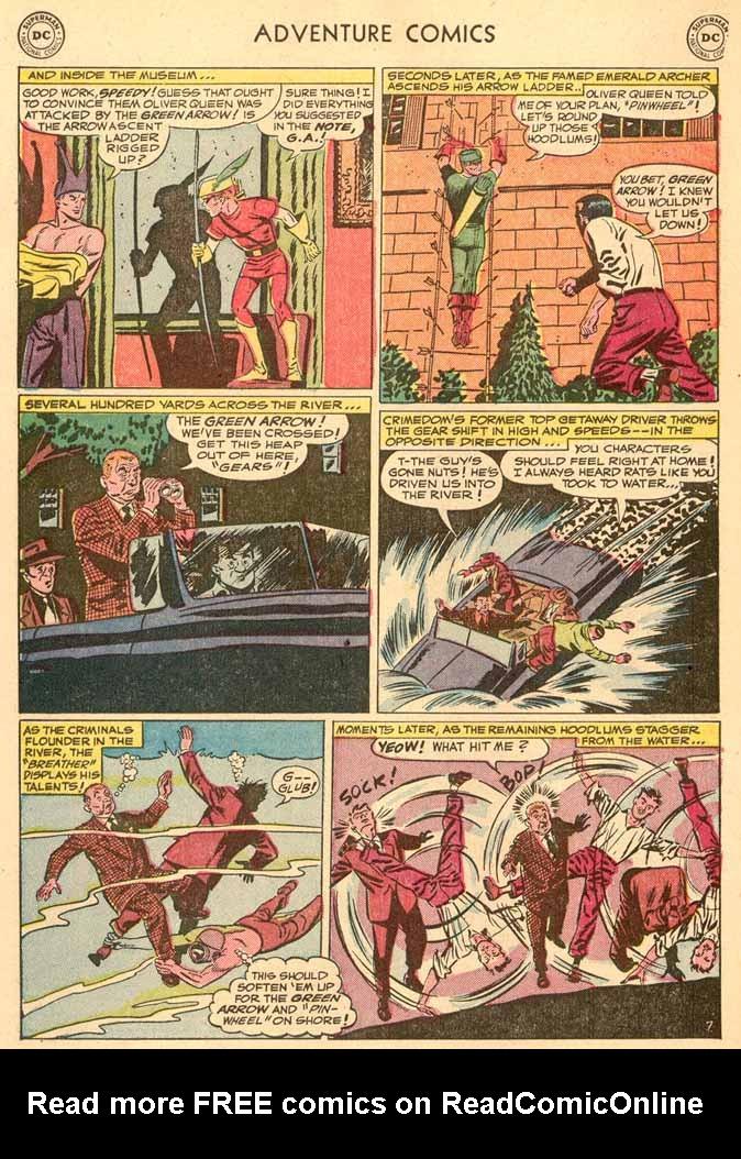 Read online Adventure Comics (1938) comic -  Issue #185 - 40