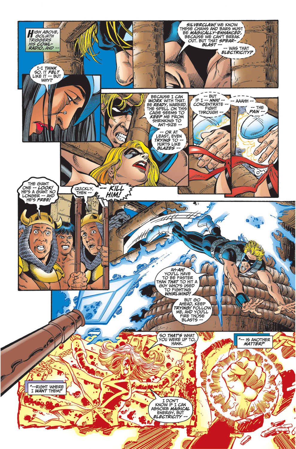 Read online Avengers (1998) comic -  Issue #30 - 9