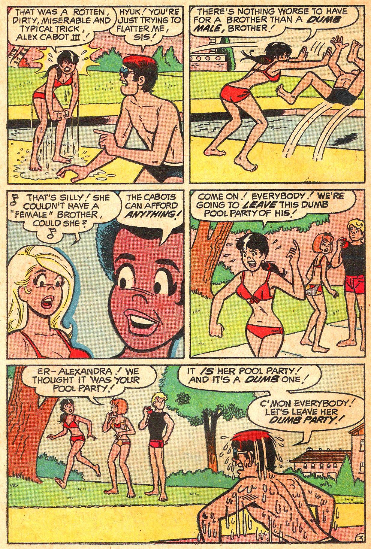 Read online She's Josie comic -  Issue #56 - 38