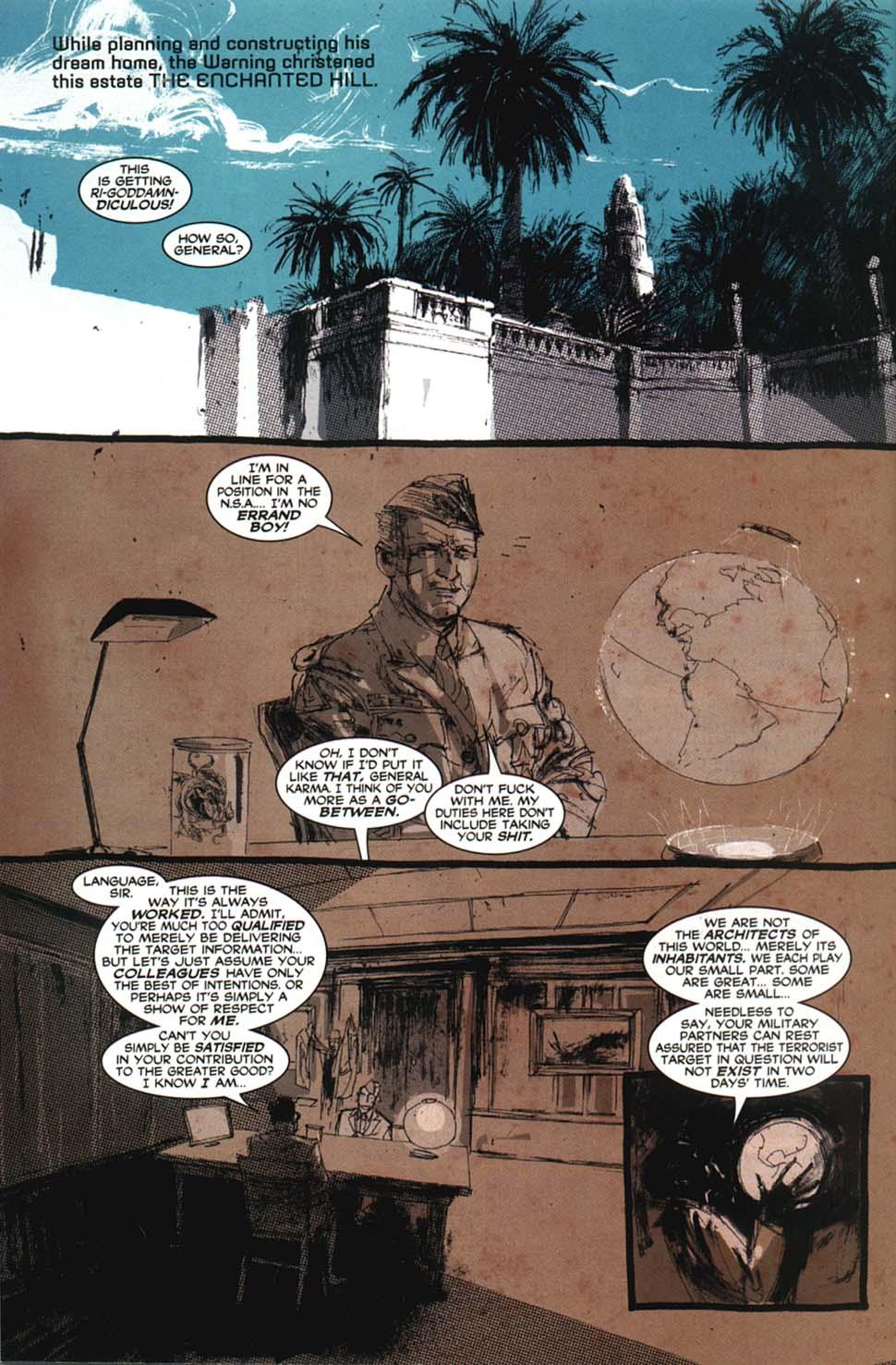 Read online Automatic Kafka comic -  Issue #8 - 17