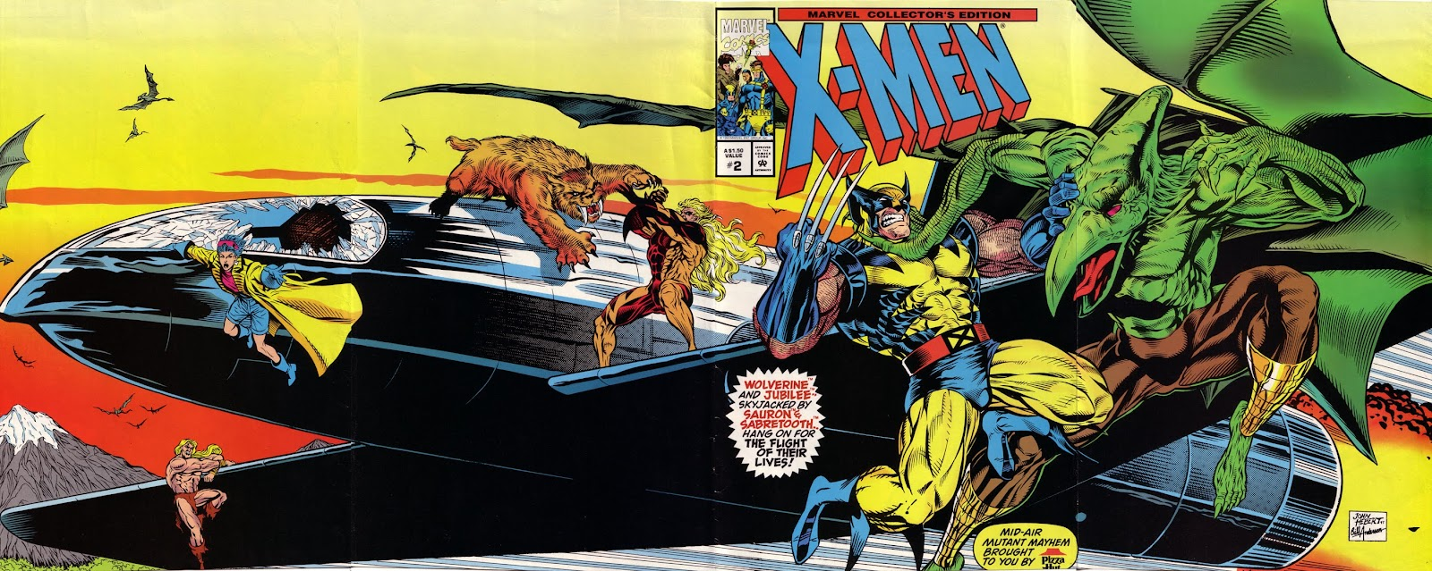 The X-Men Collectors Edition 2 Page 1
