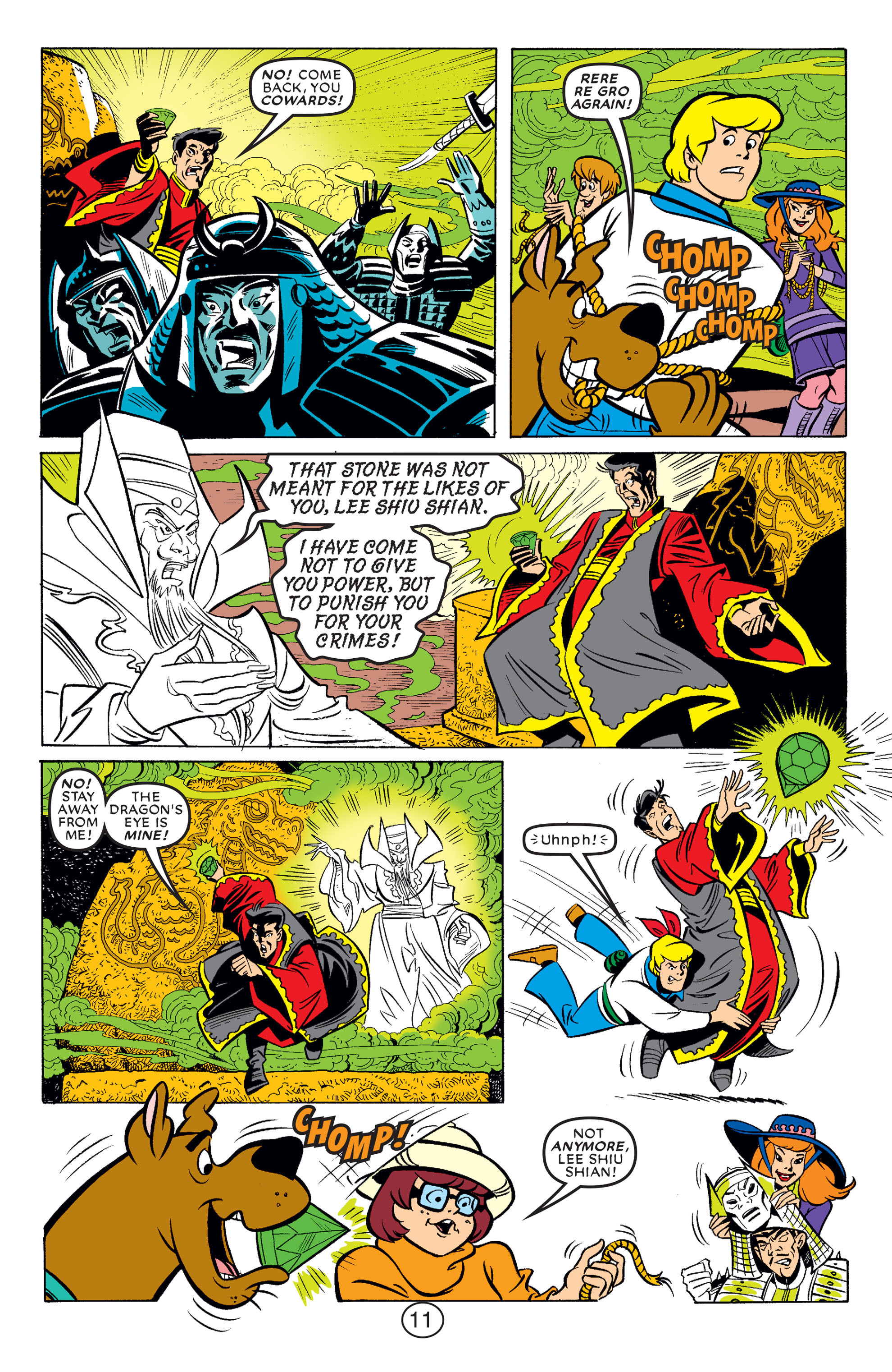 Read online Scooby-Doo (1997) comic -  Issue #66 - 22