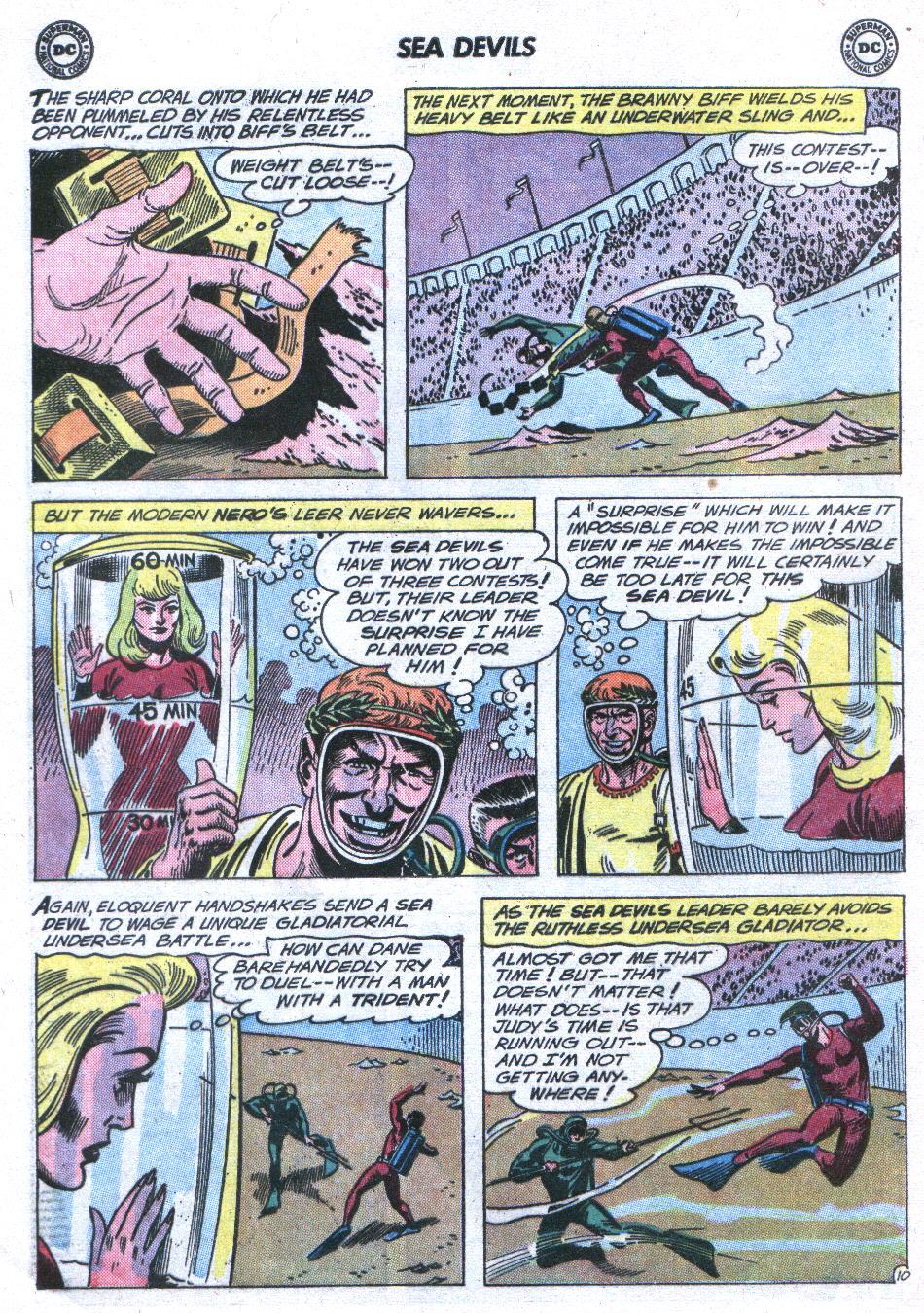 Read online Sea Devils comic -  Issue #3 - 13