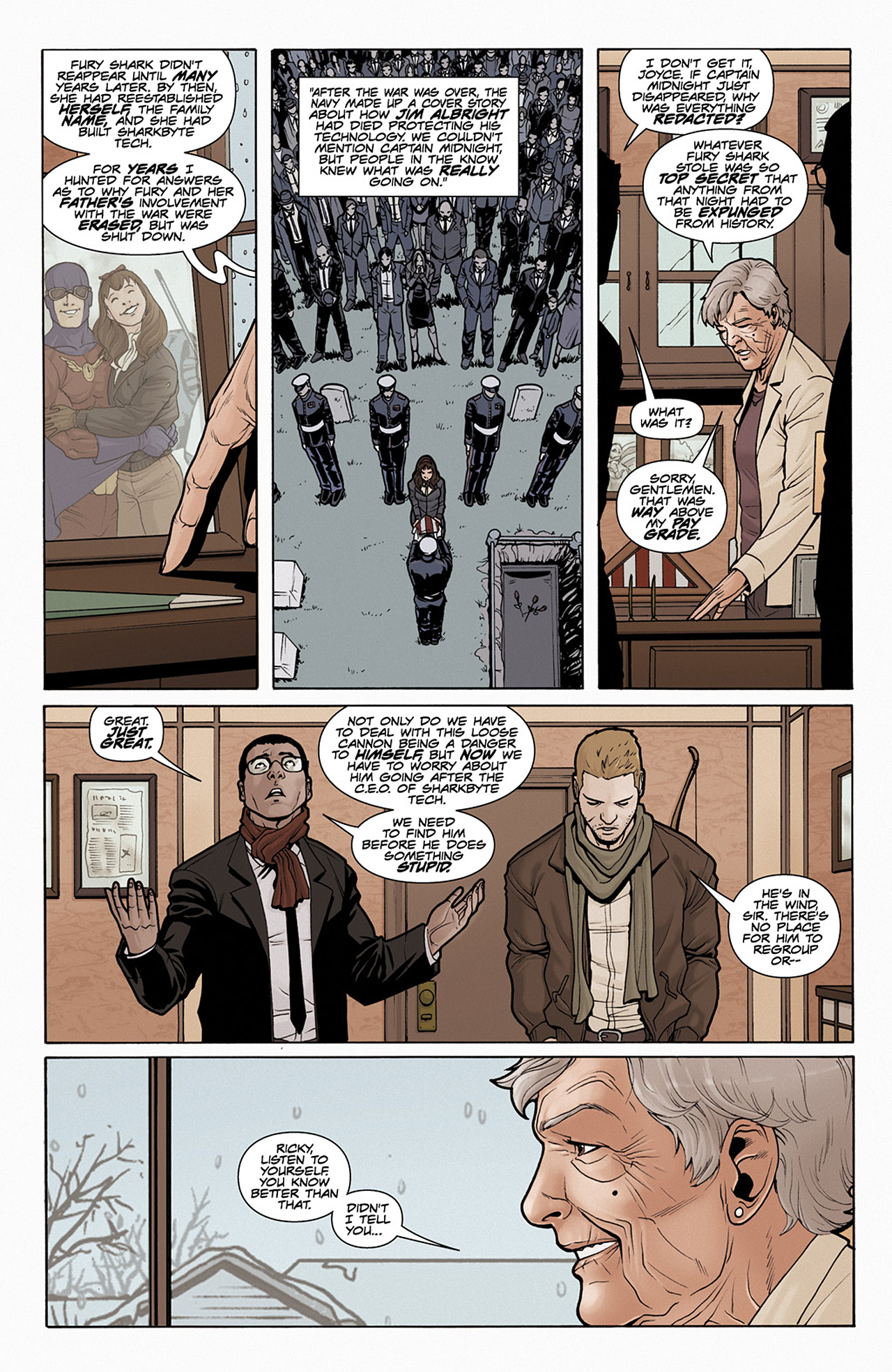 Read online Two Past Midnight comic -  Issue #3 - 31