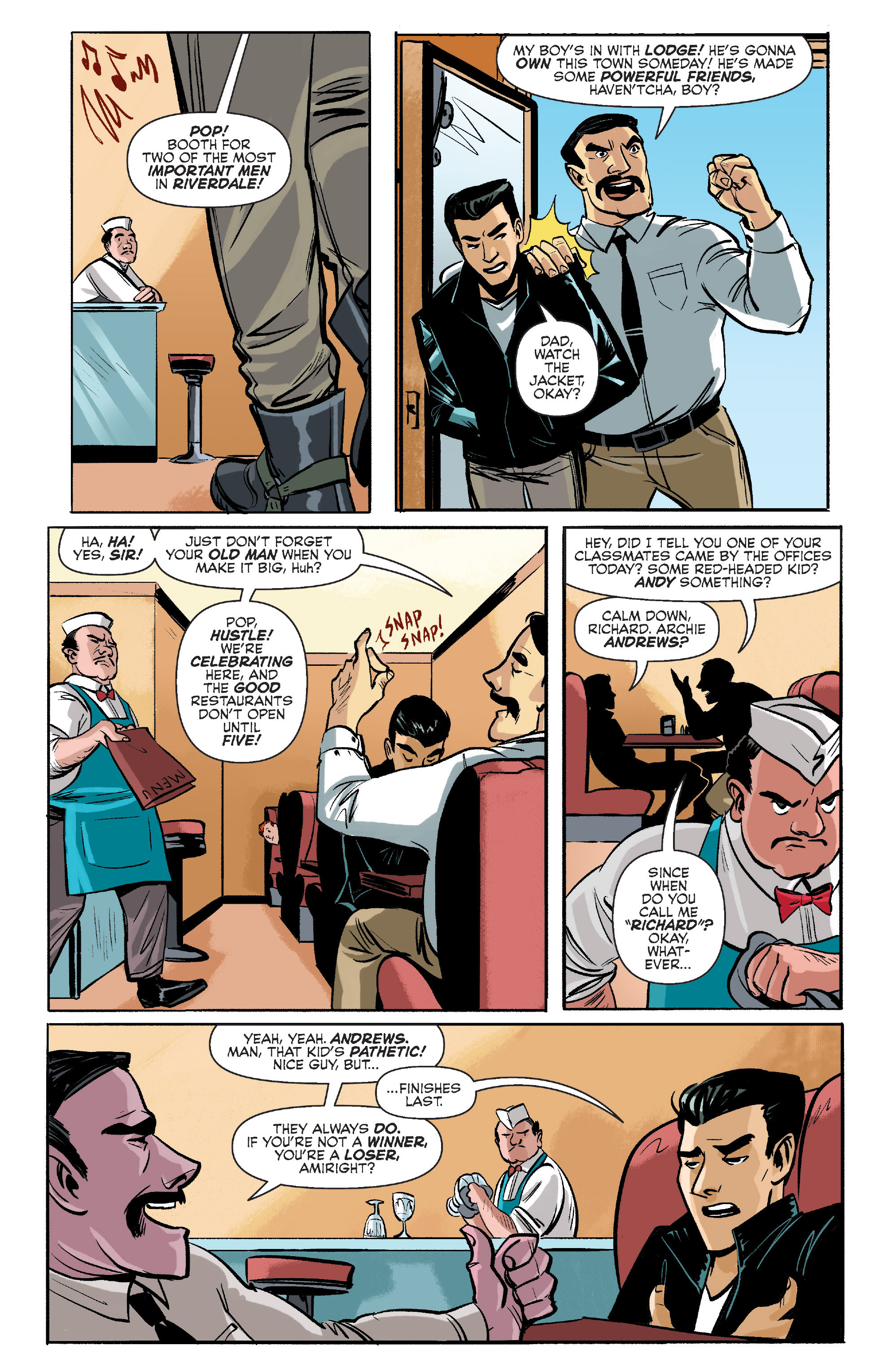 Read online Archie (2015) comic -  Issue #7 - 20