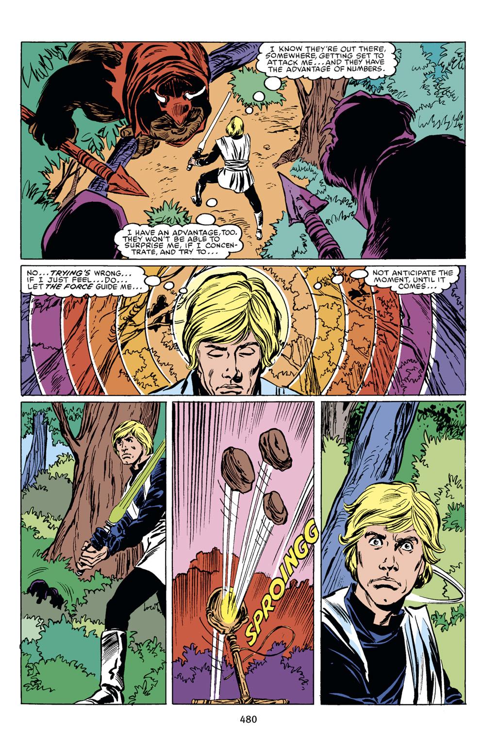 Read online Star Wars Omnibus comic -  Issue # Vol. 18.5 - 196