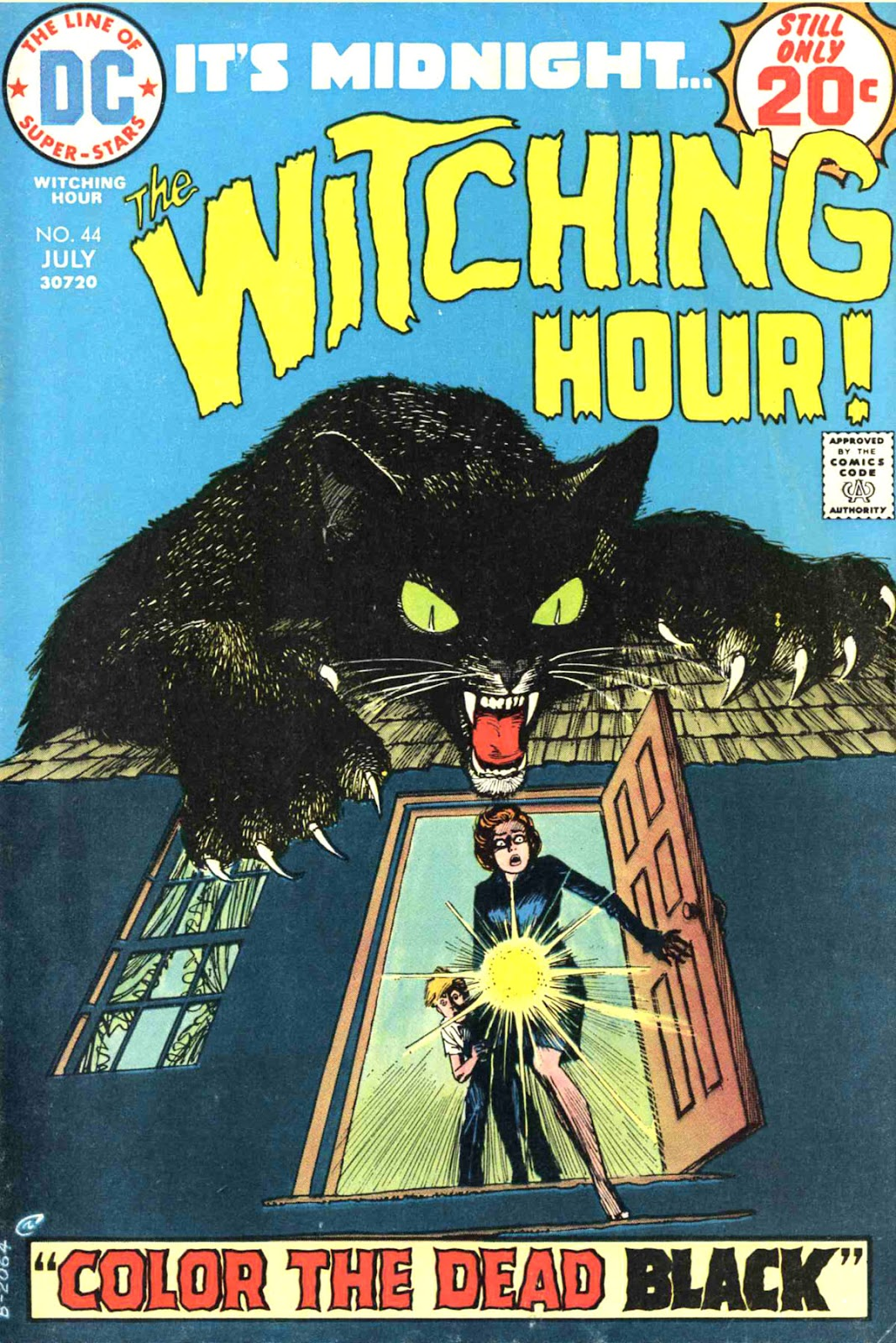 The Witching Hour (1969) issue 44 - Page 1