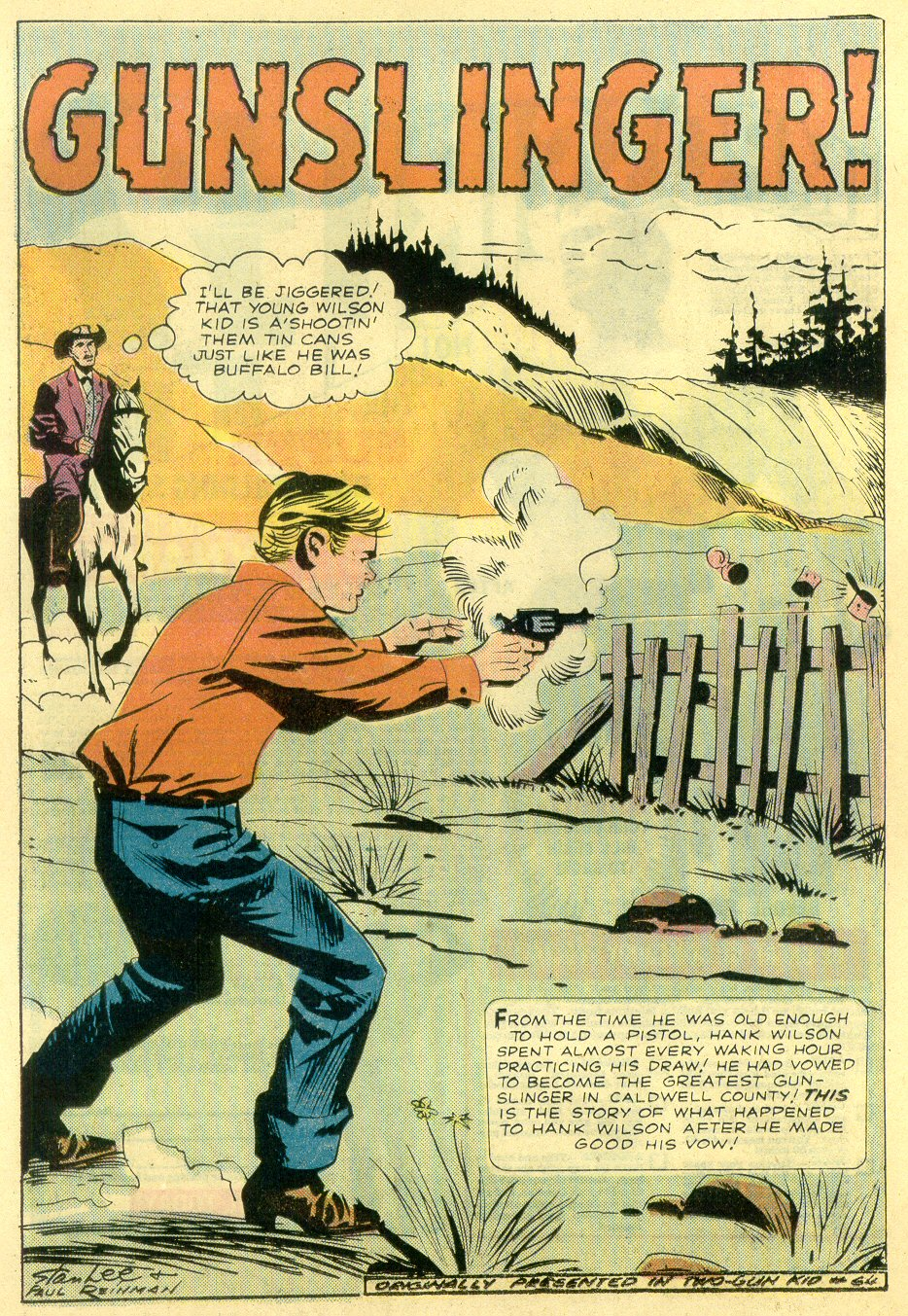 Read online Two-Gun Kid comic -  Issue #123 - 24