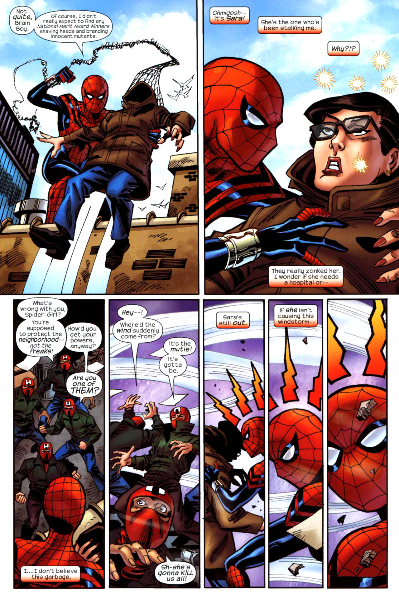 Read online Amazing Spider-Girl comic -  Issue #20 - 15