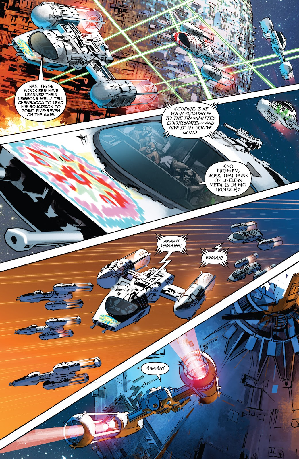 Read online Star Wars Legends: Infinities - Epic Collection comic -  Issue # TPB (Part 5) - 76