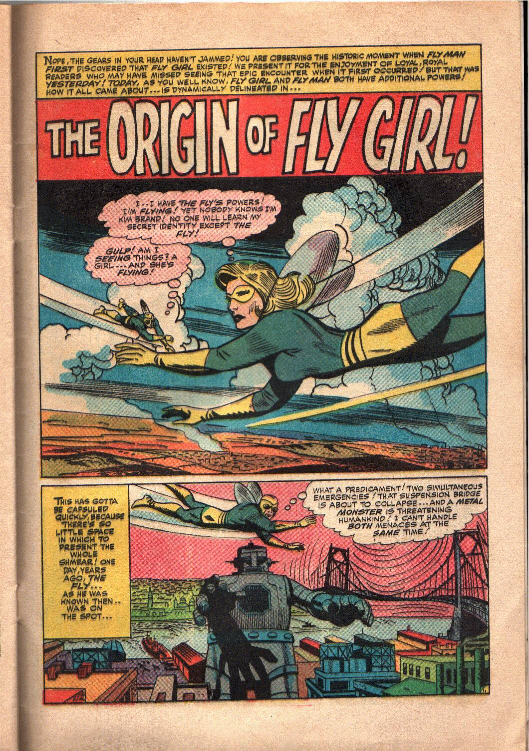 The Mighty Crusaders (1965) Issue #7 #7 - English 22