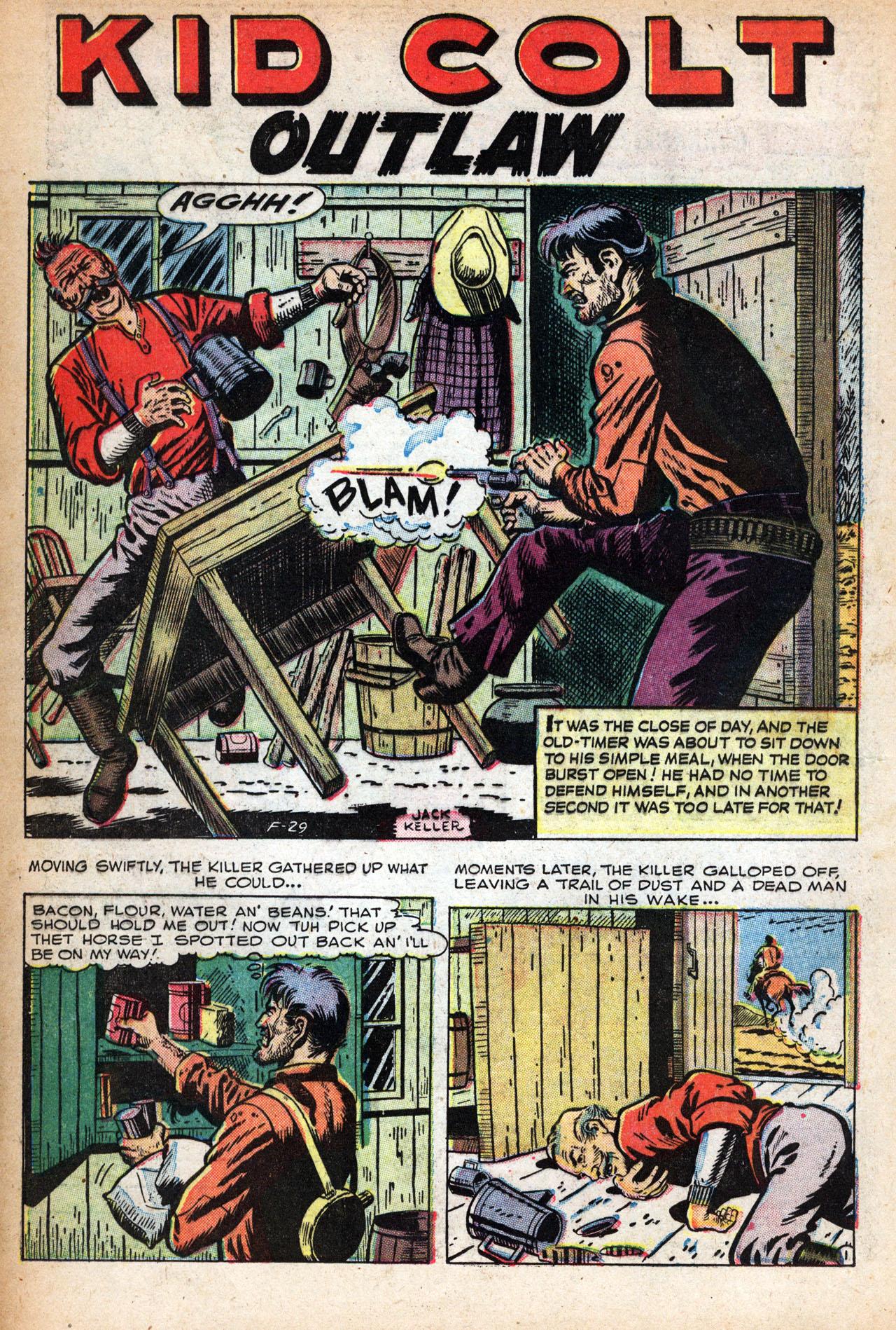 Read online Two-Gun Kid comic -  Issue #18 - 20