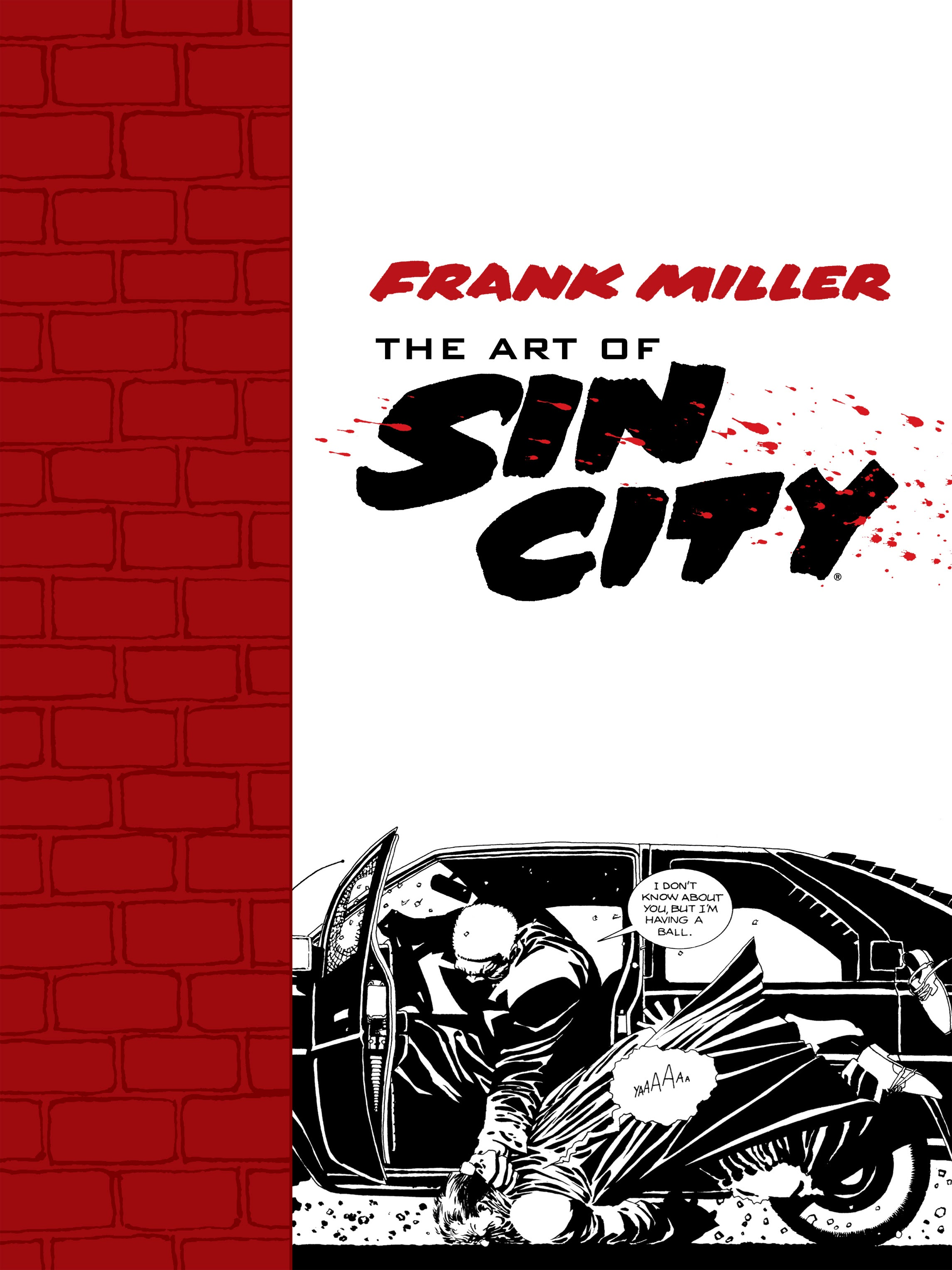 Frank Miller: The Art of Sin City TPB Page 1