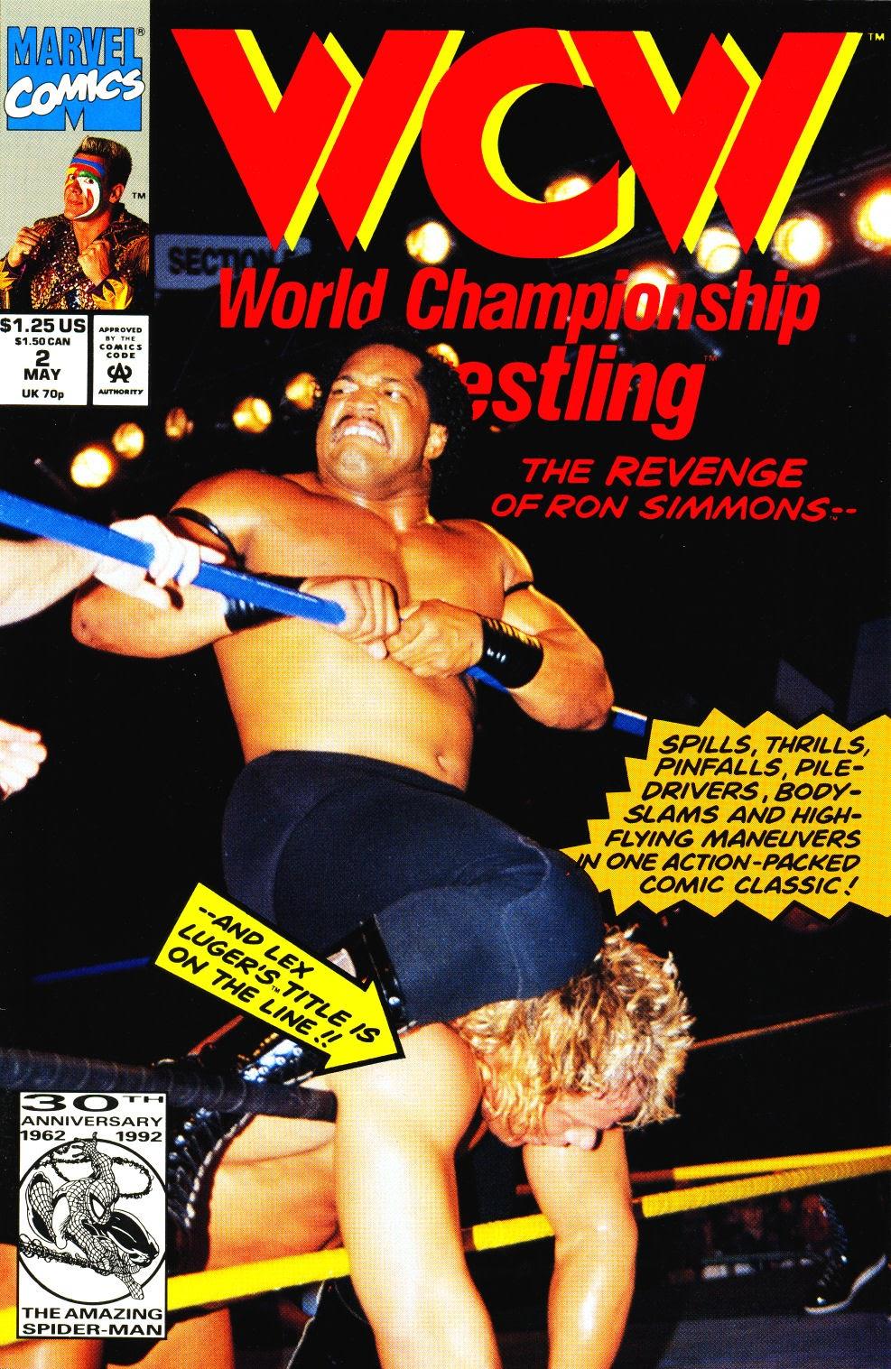 WCW World Championship Wrestling 2 Page 1