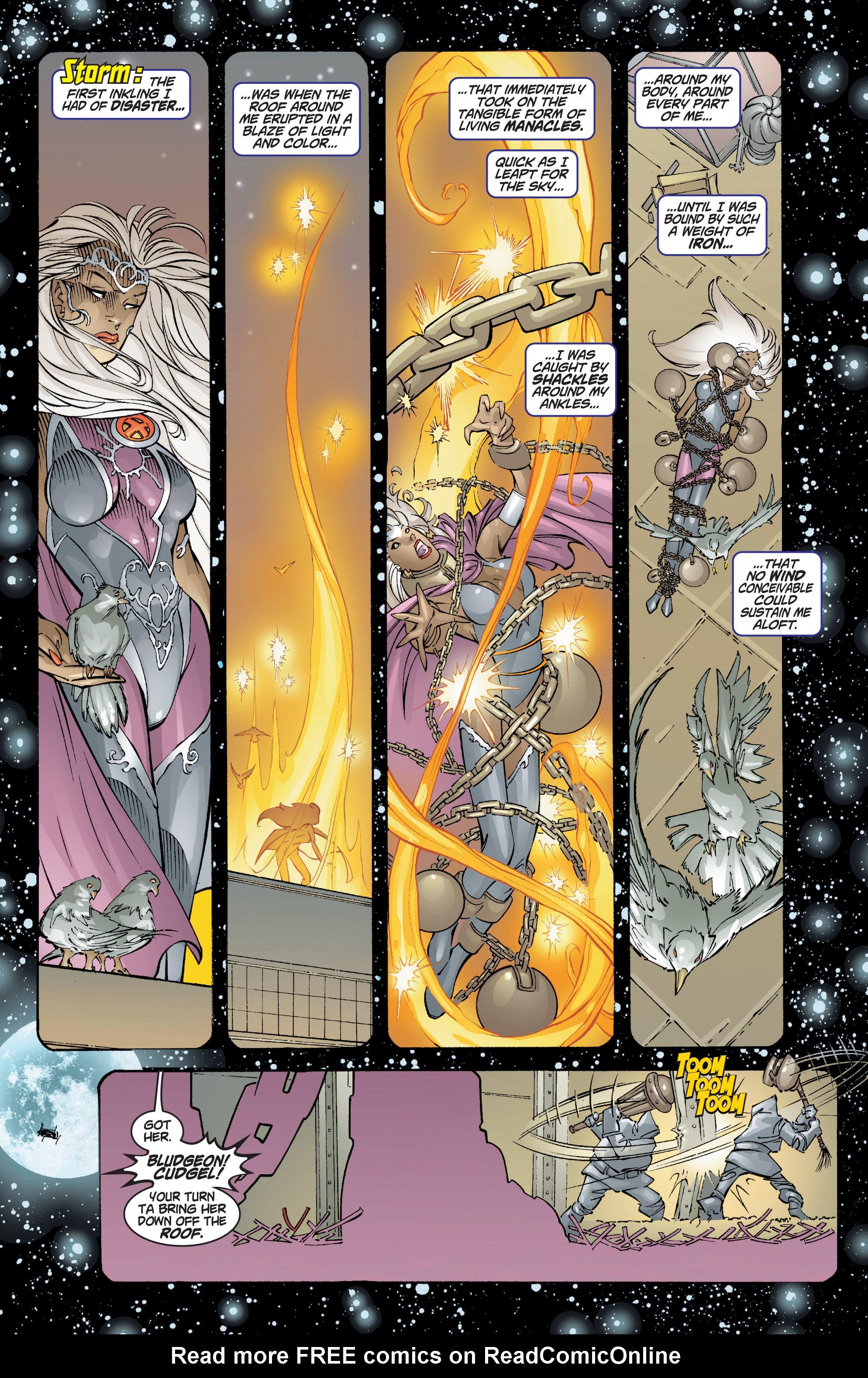 Read online Uncanny X-Men (1963) comic -  Issue #383 - 15