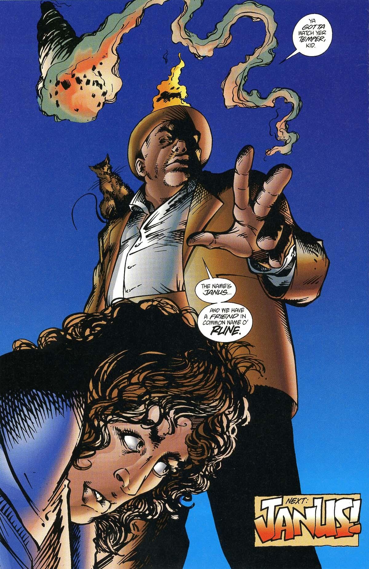 Read online Rune (1994) comic -  Issue #8 - 27