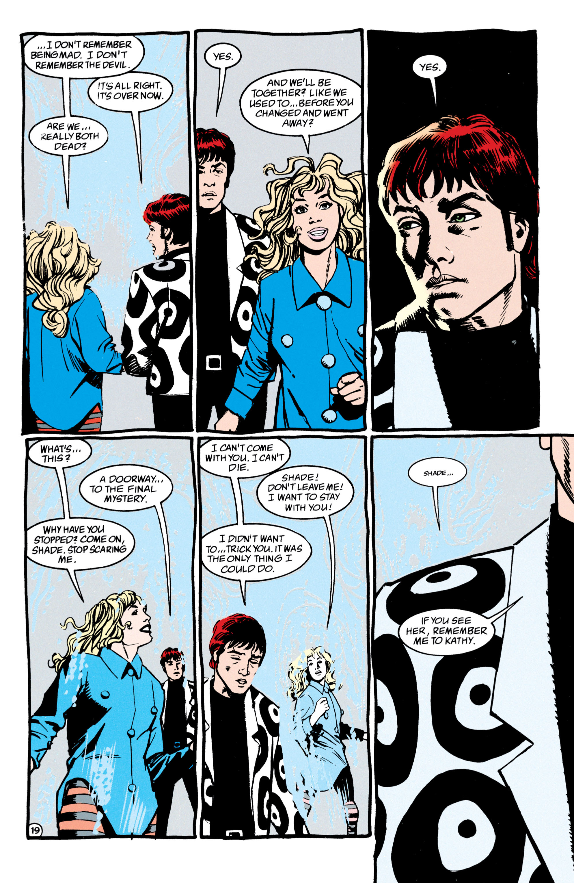 Read online Shade, the Changing Man comic -  Issue #53 - 20