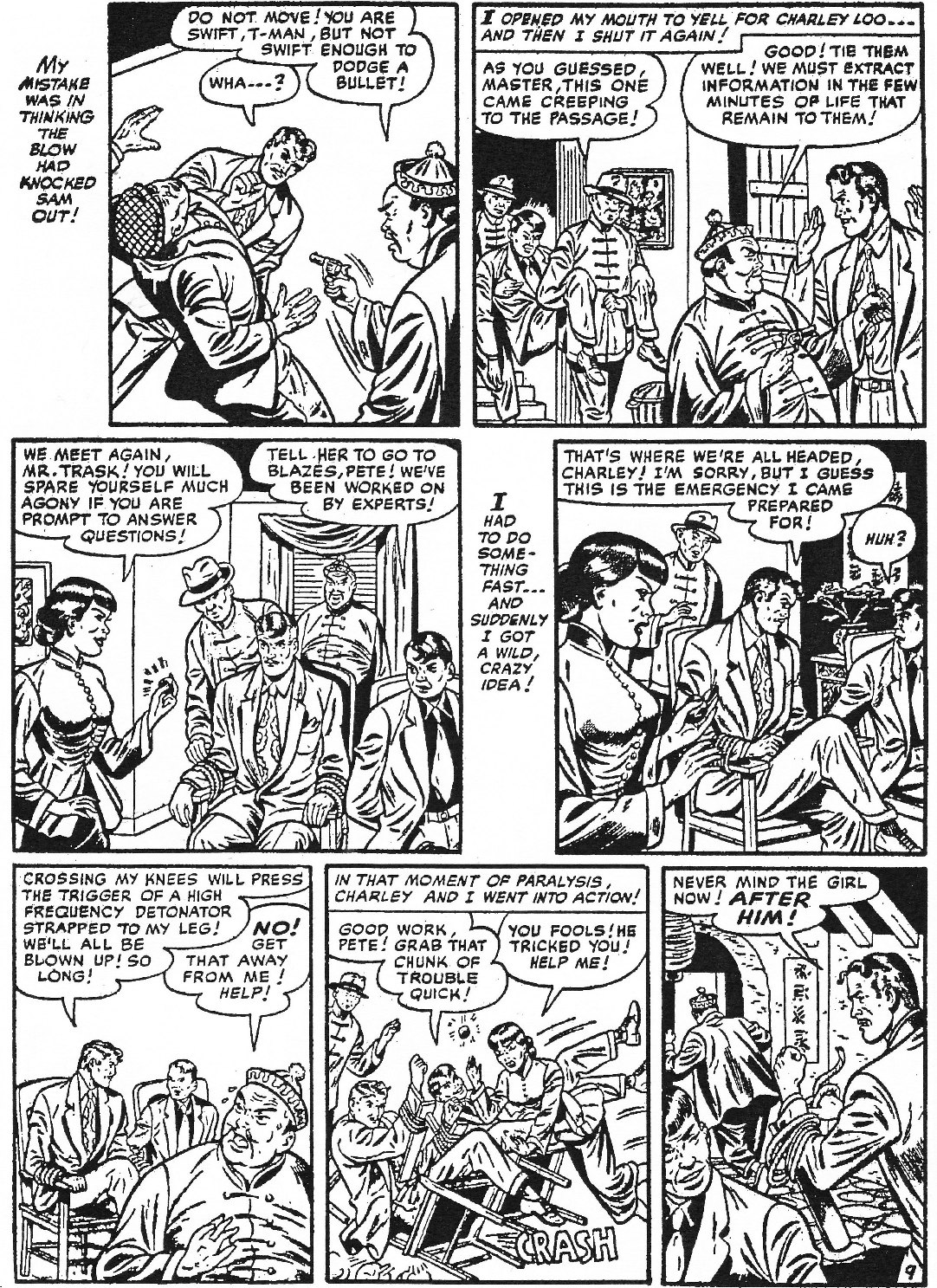 Read online Men of Mystery Comics comic -  Issue #73 - 58