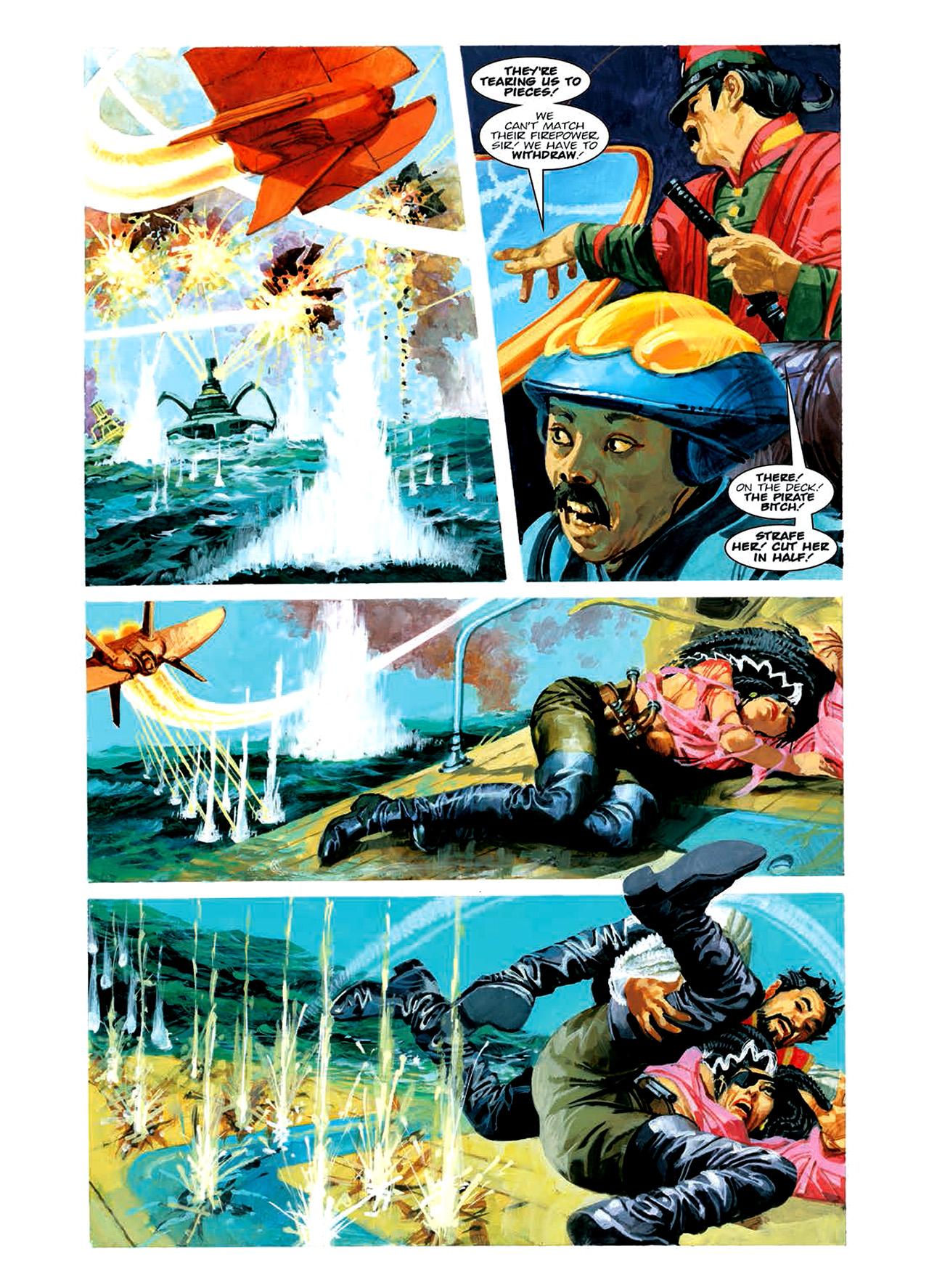 Read online Nikolai Dante comic -  Issue # TPB 6 - 127