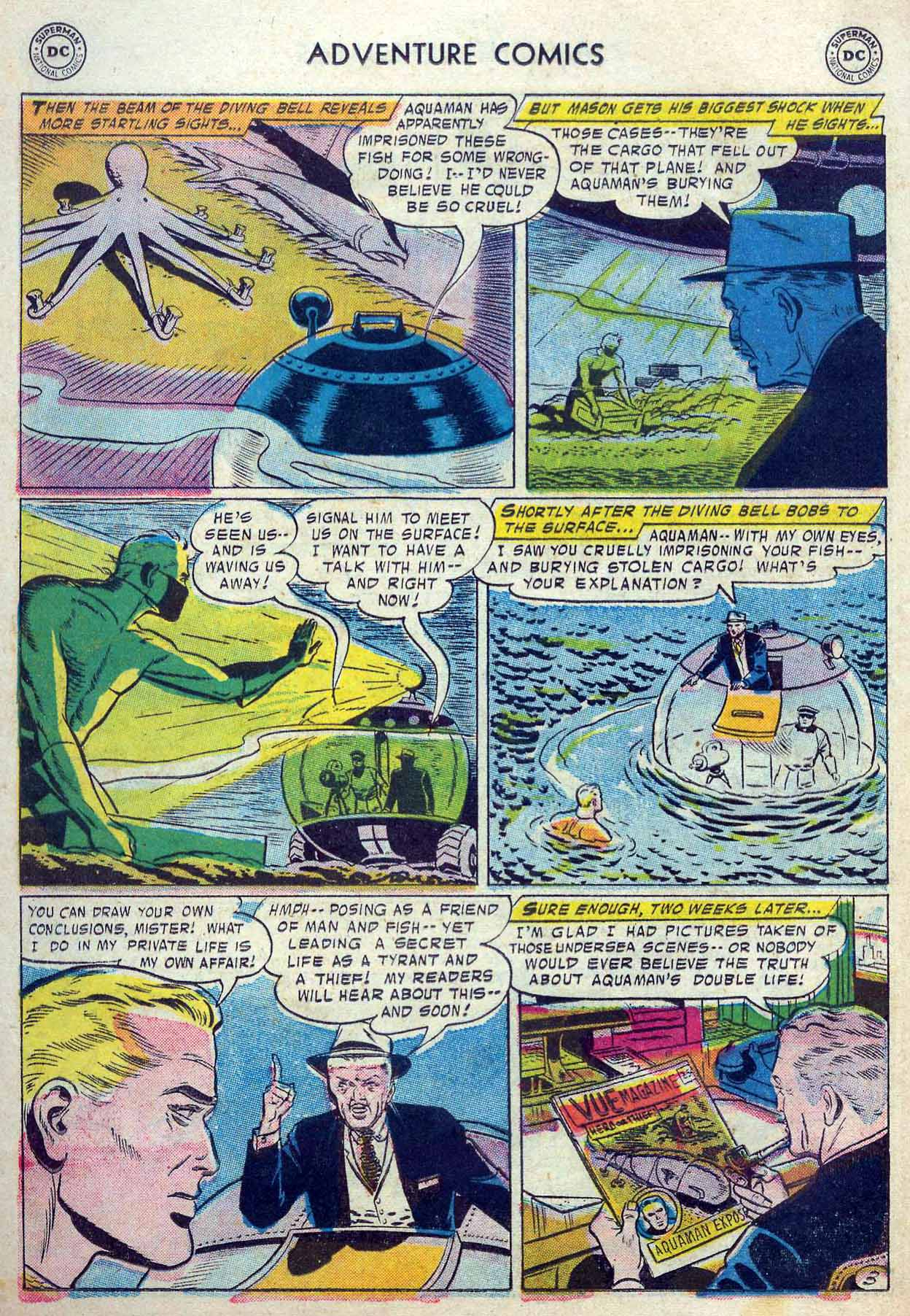 Read online Adventure Comics (1938) comic -  Issue #237 - 20
