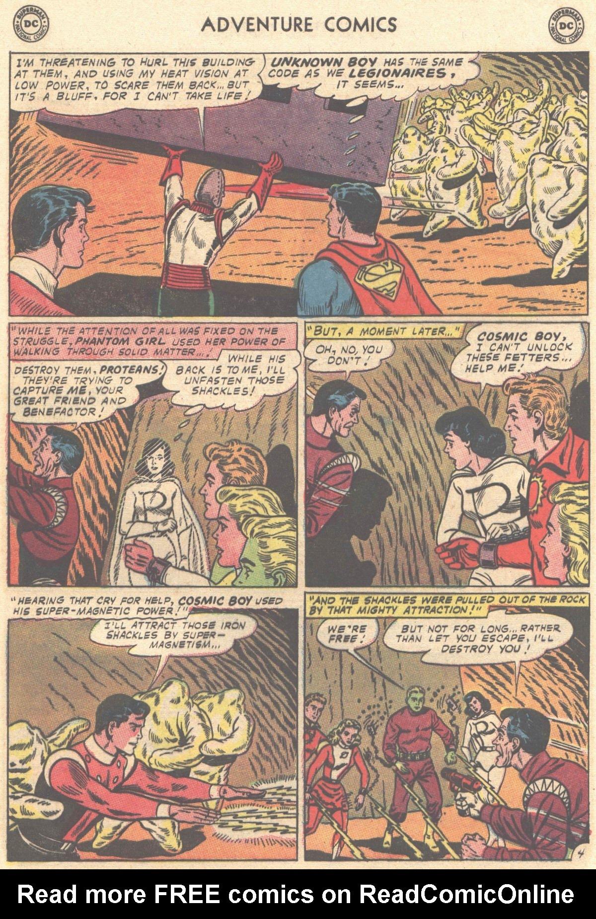 Read online Adventure Comics (1938) comic -  Issue #334 - 16