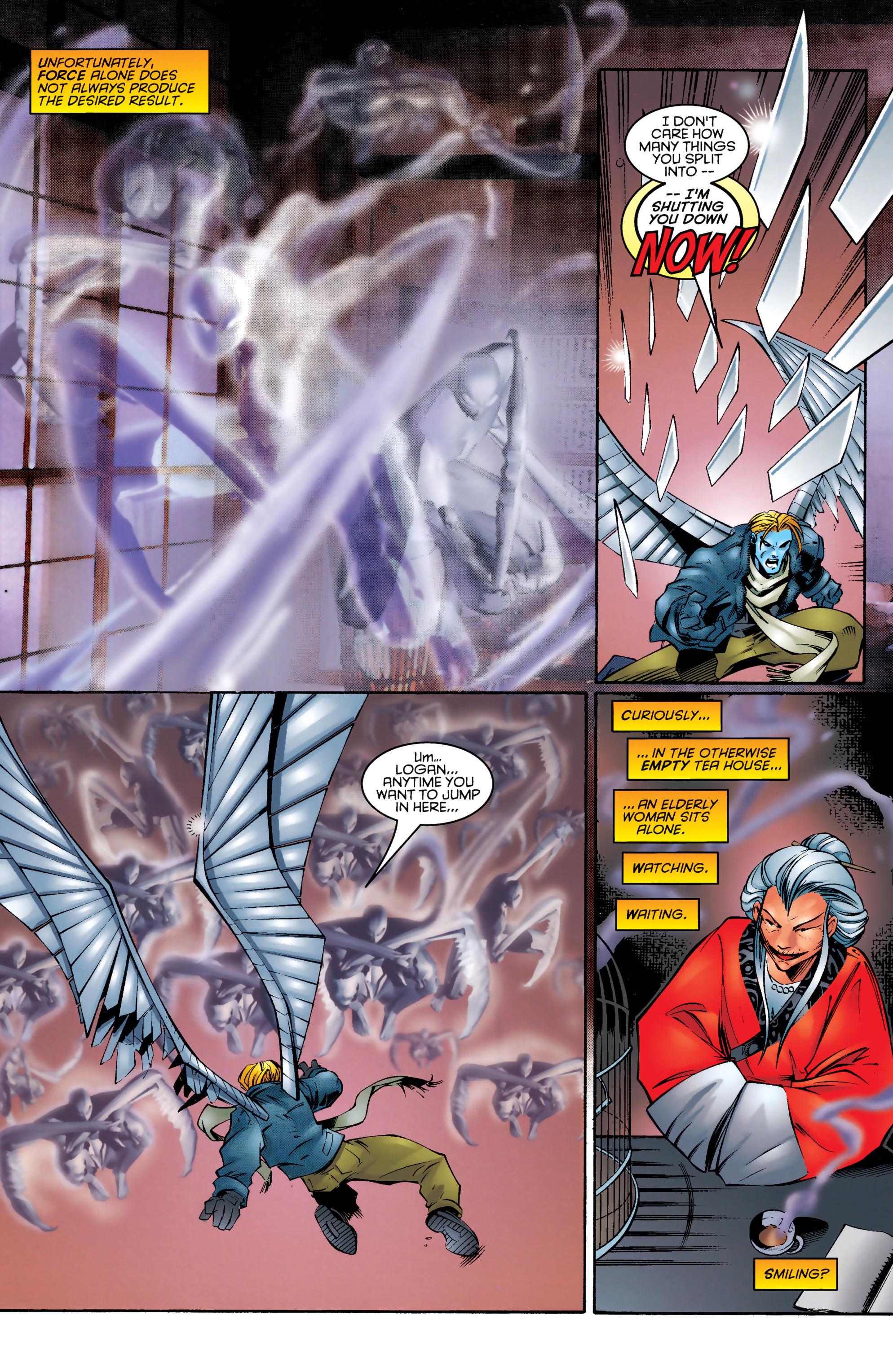 Read online Uncanny X-Men (1963) comic -  Issue #329 - 14