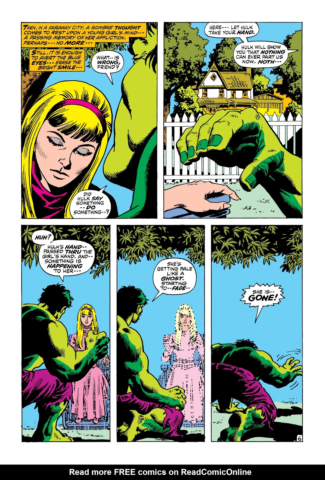 Read online Marvel Masterworks: The Incredible Hulk comic -  Issue # TPB 8 (Part 1) - 81