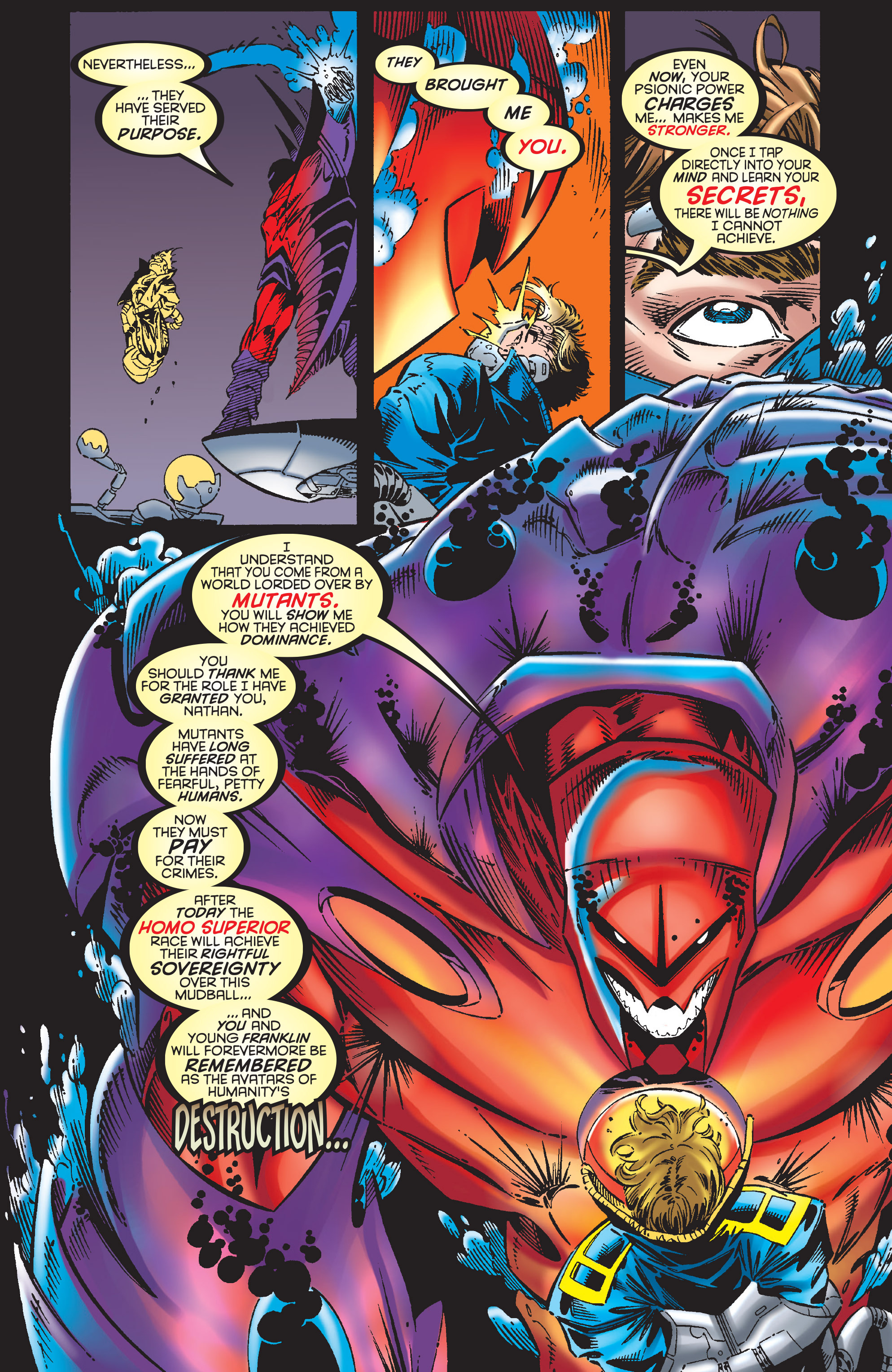 X-Men (1991) 56 Page 12