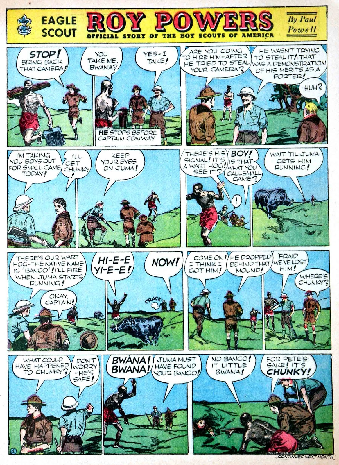 Read online Famous Funnies comic -  Issue #68 - 9