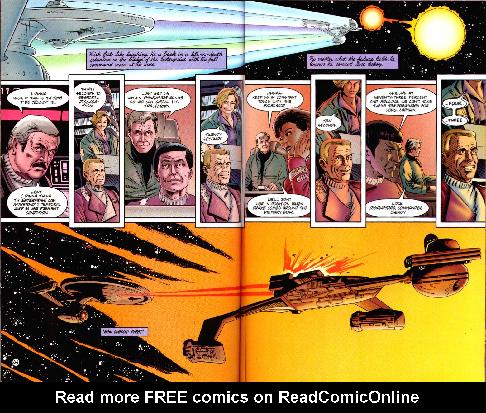 Read online Star Trek: The Ashes of Eden comic -  Issue # Full - 90