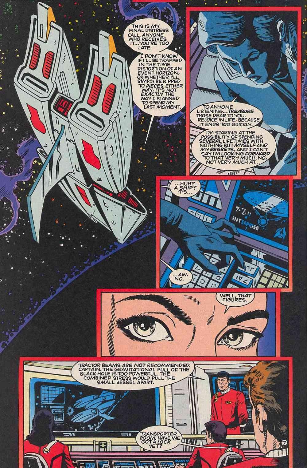 Read online Star Trek (1989) comic -  Issue # _Special 1 - 10