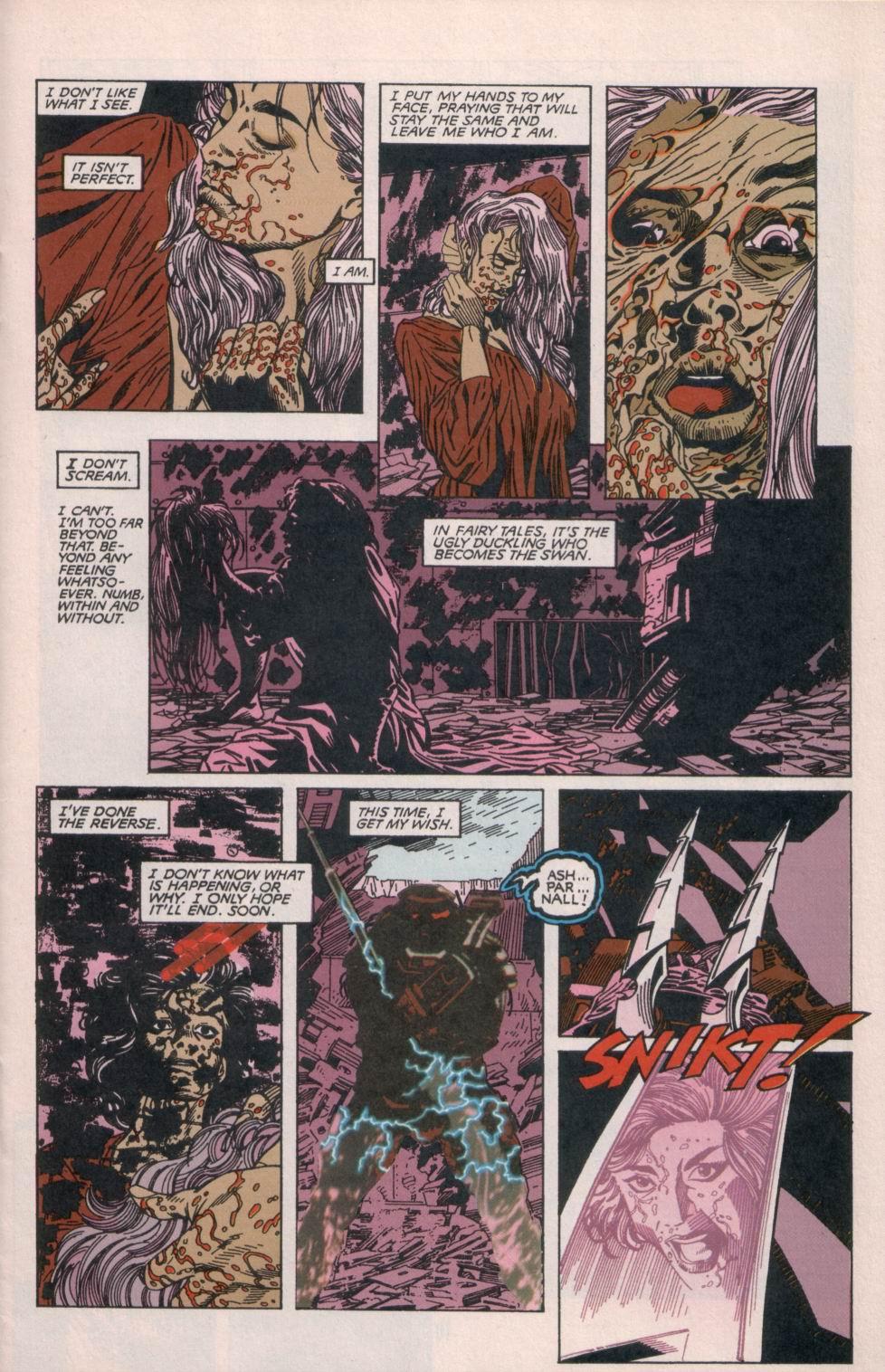 Read online Aliens/Predator: The Deadliest of the Species comic -  Issue #1 - 10